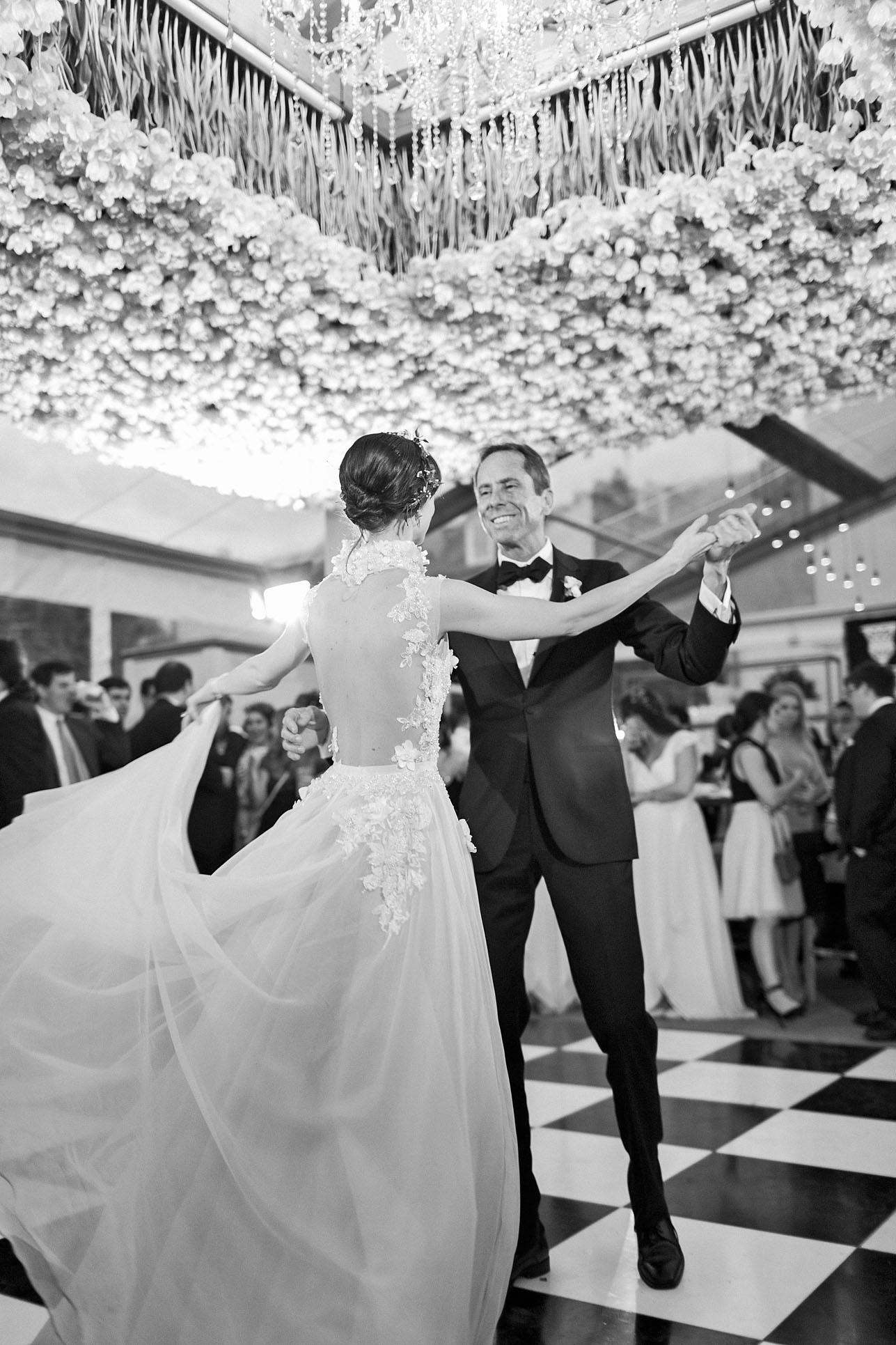 haylie bradley wedding louisiana father daughter dance