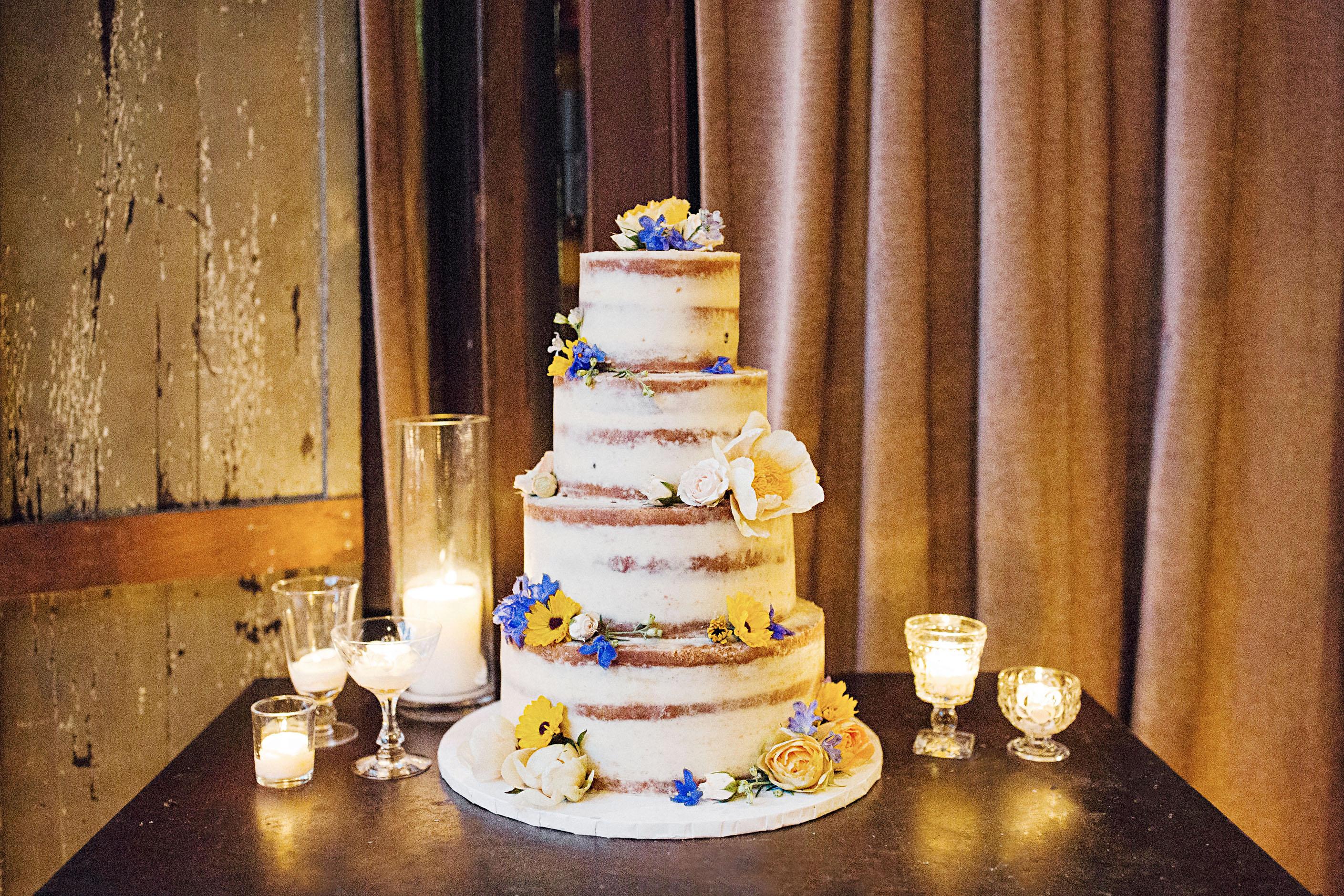 ali mark wedding new york cake