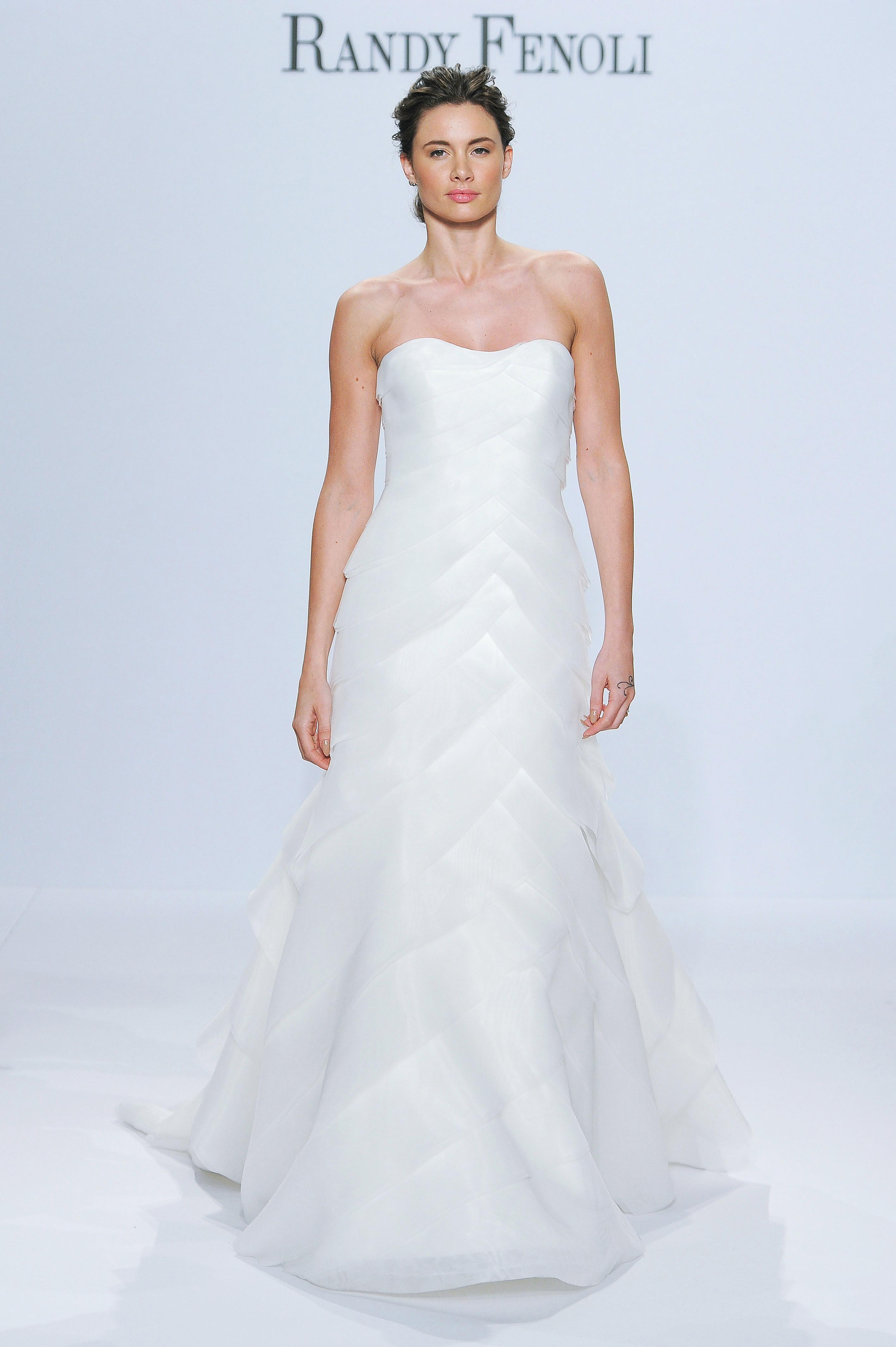 randy fenoli sleeveless wedding dress spring 2018