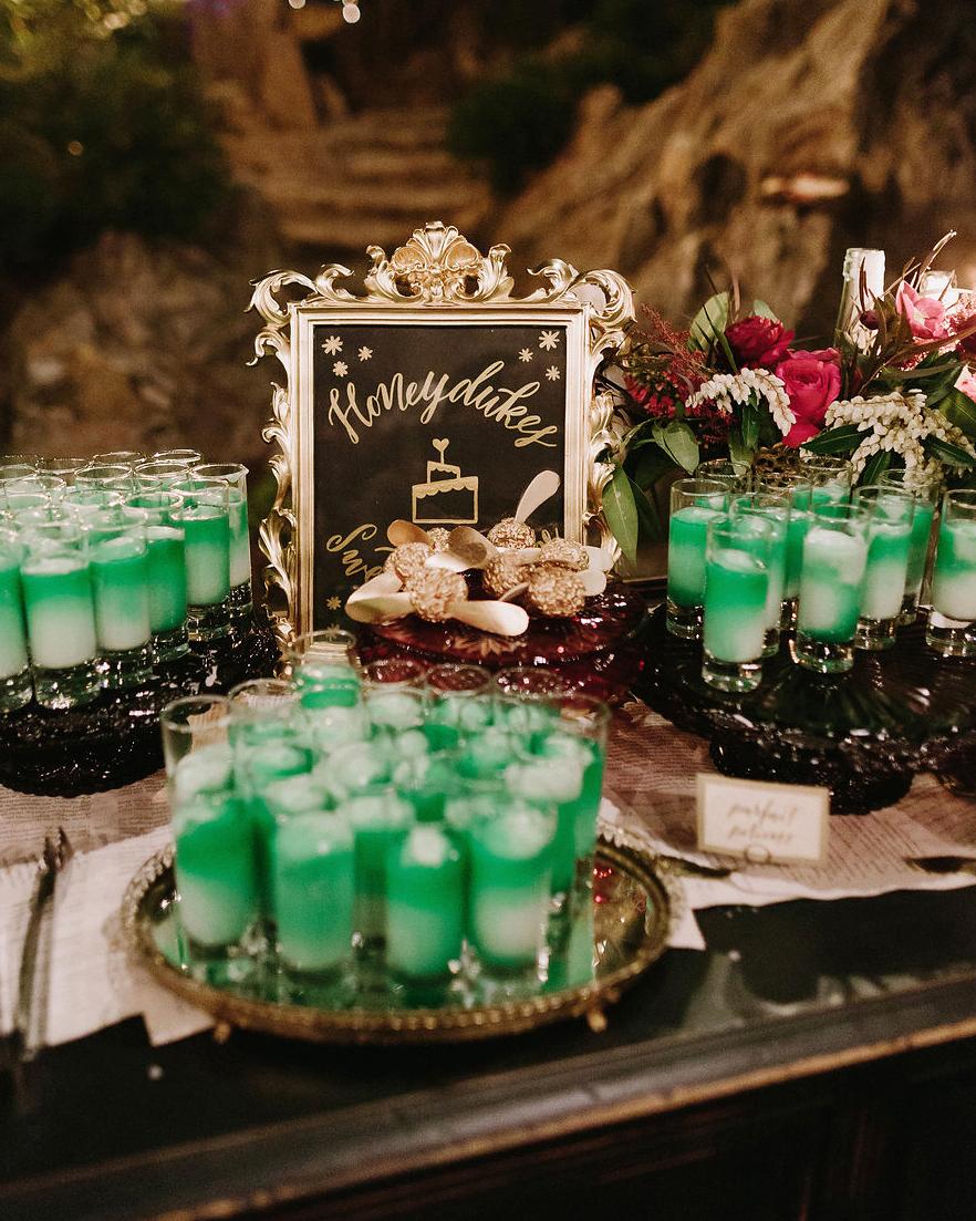 Harry Potter Dessert