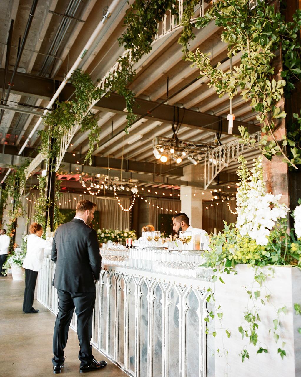 caroline kyle wedding bar