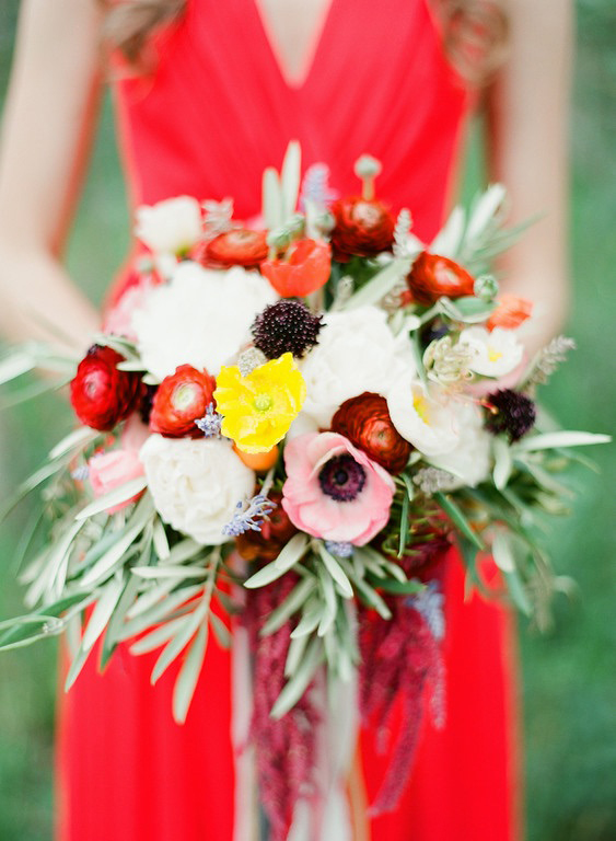 anemone bouquets connie whitlock