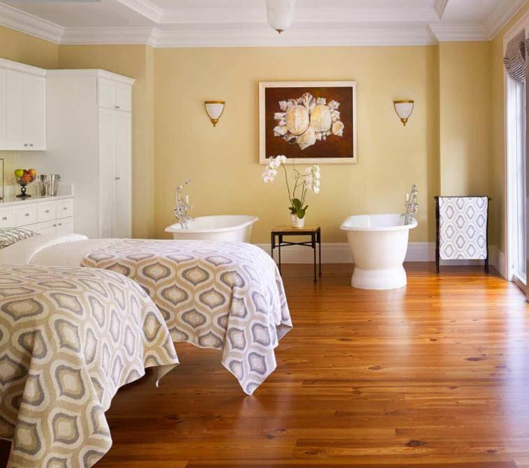 Luxury bachelorette spa wellness retreat