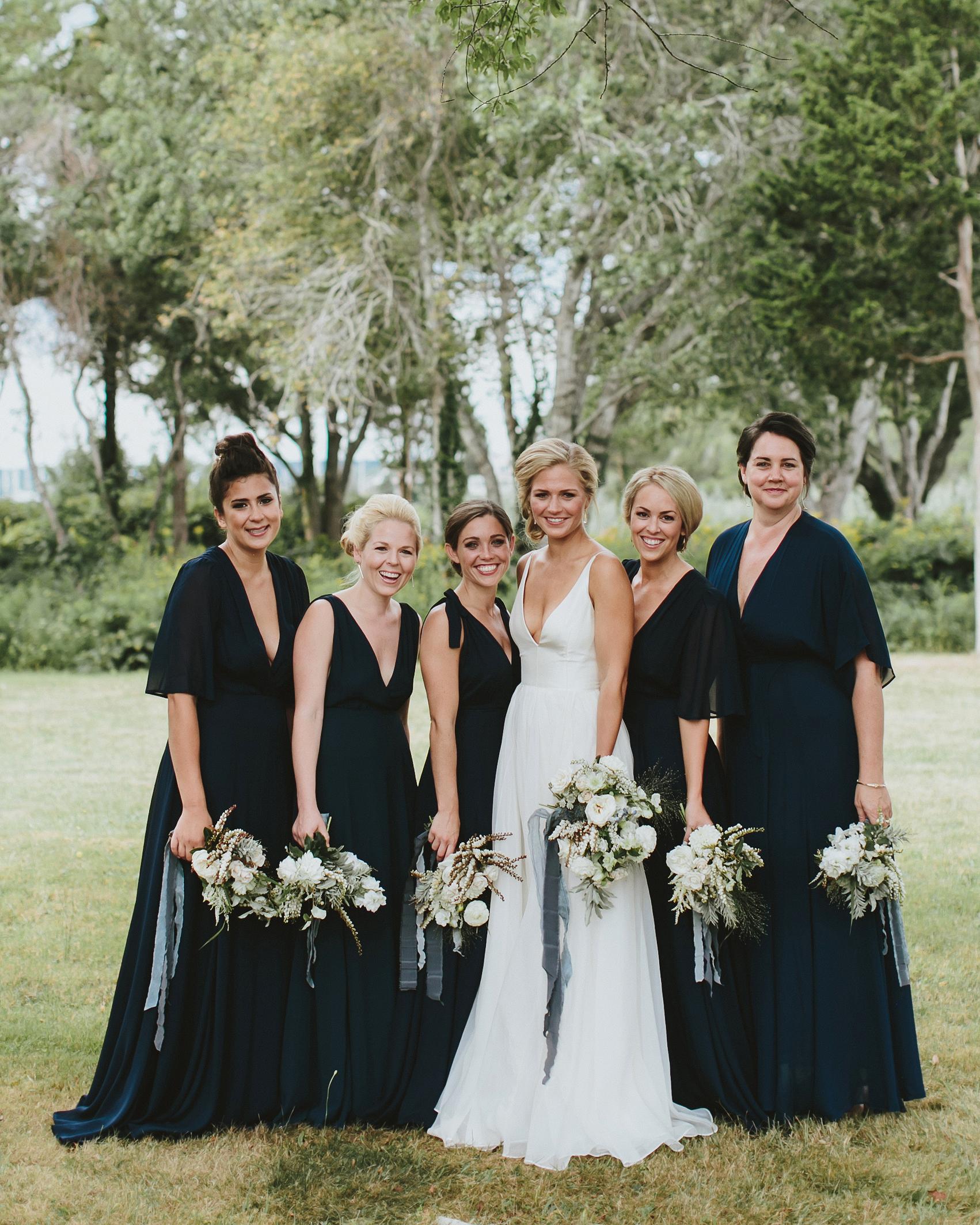 hadley corey wedding bridesmaids