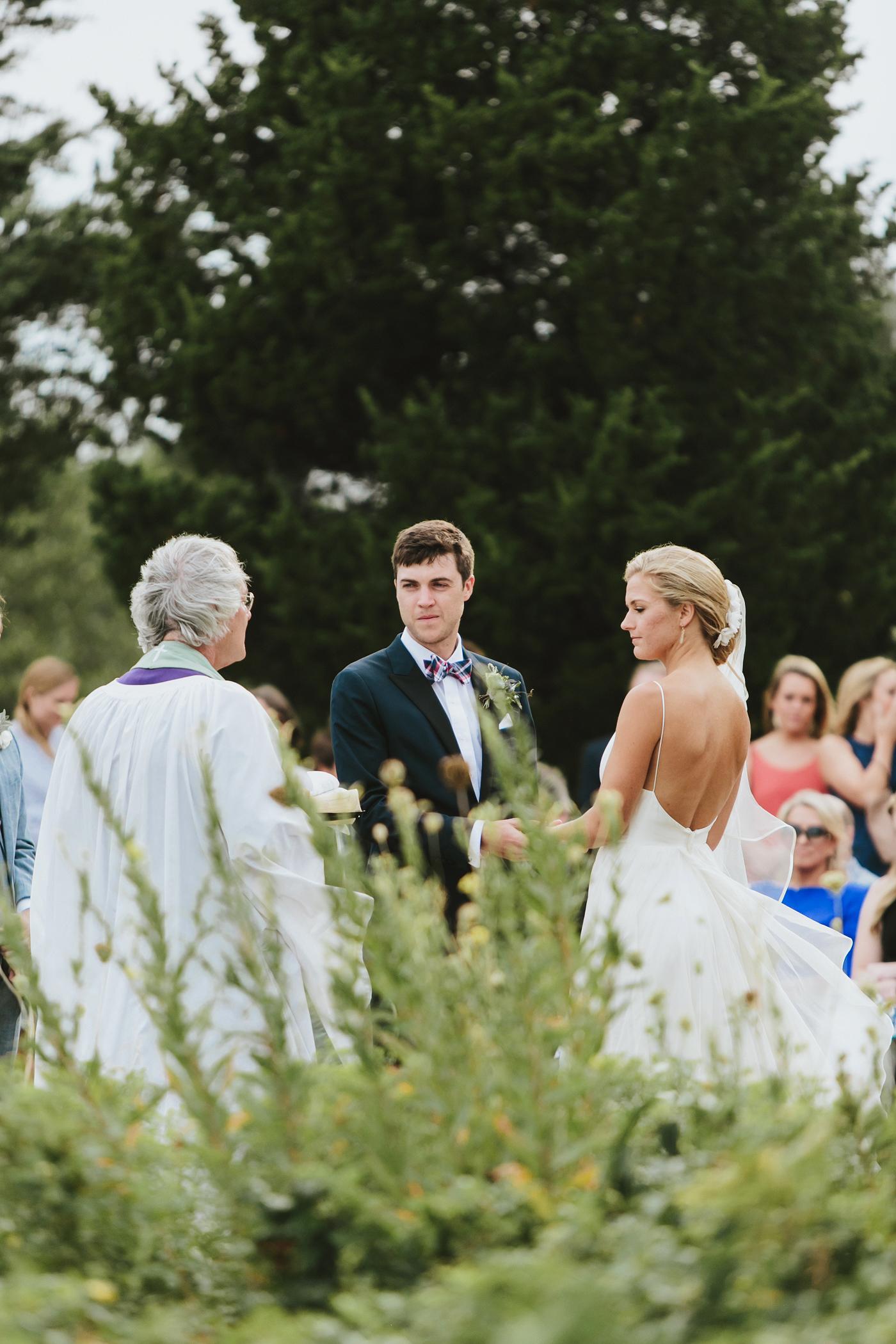 hadley corey wedding ceremony