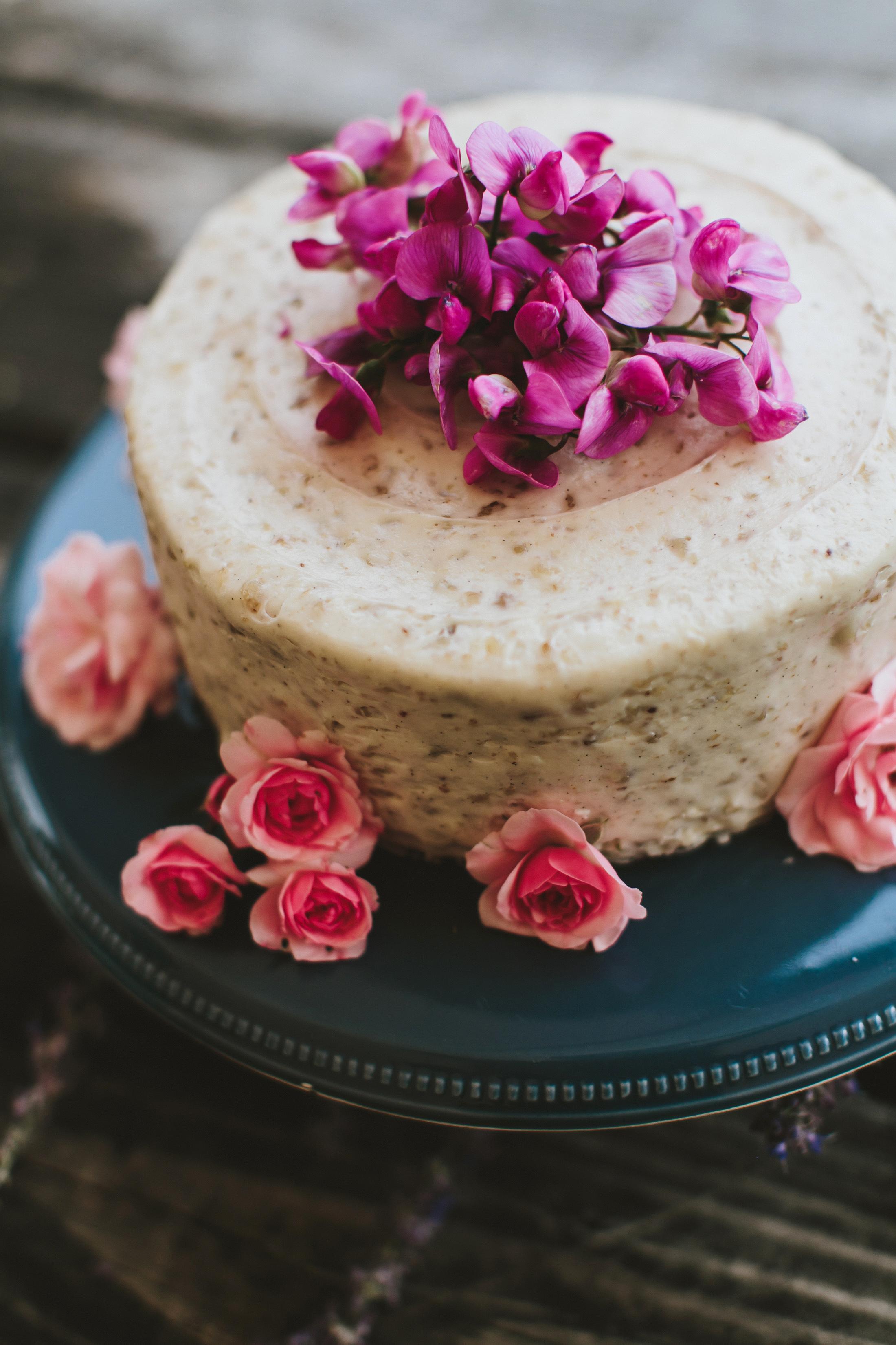hadley corey wedding cake