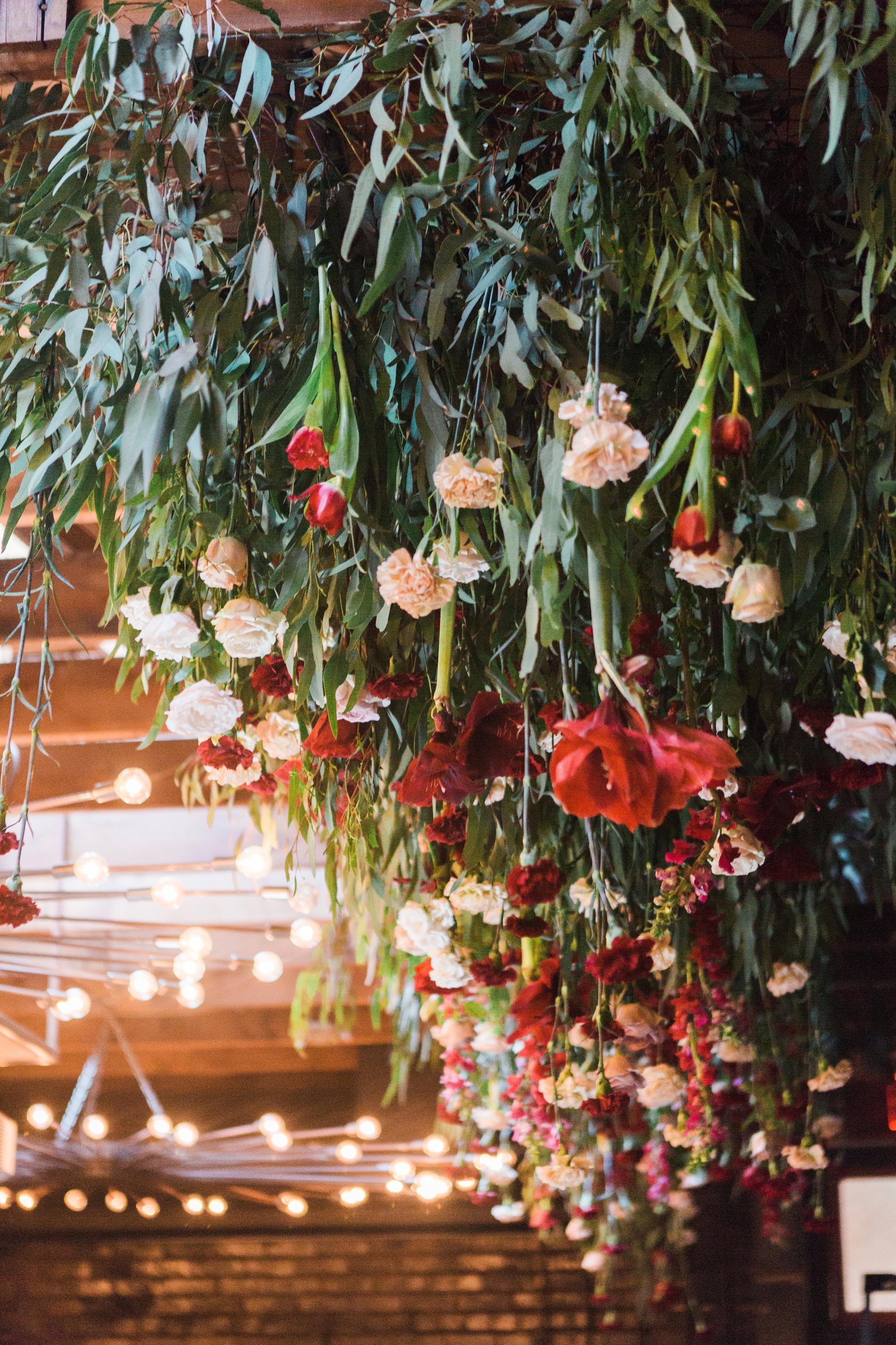 wedding installation