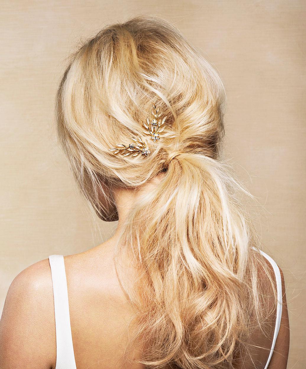 sexy ponytail