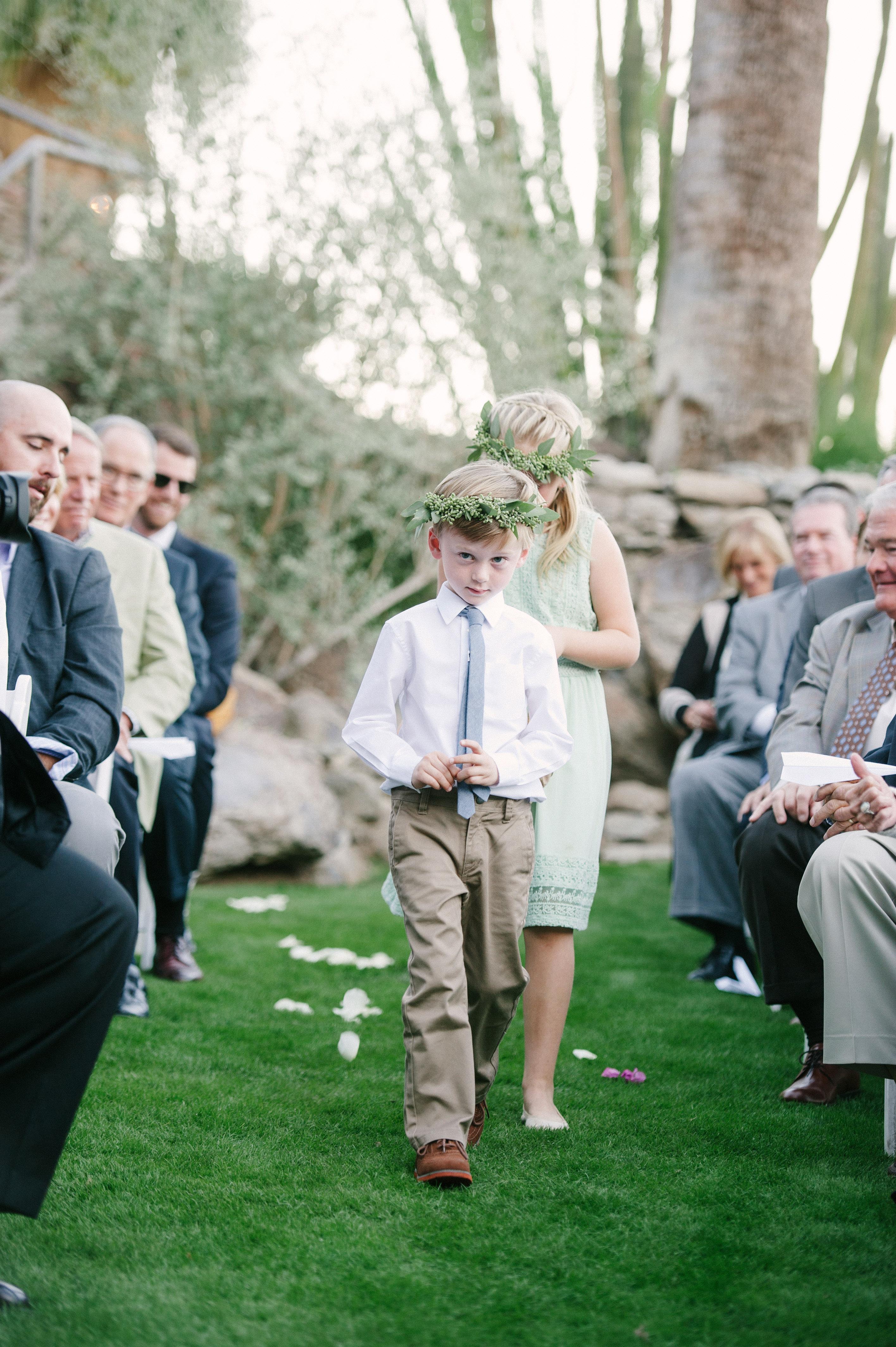 lisa louis wedding processional