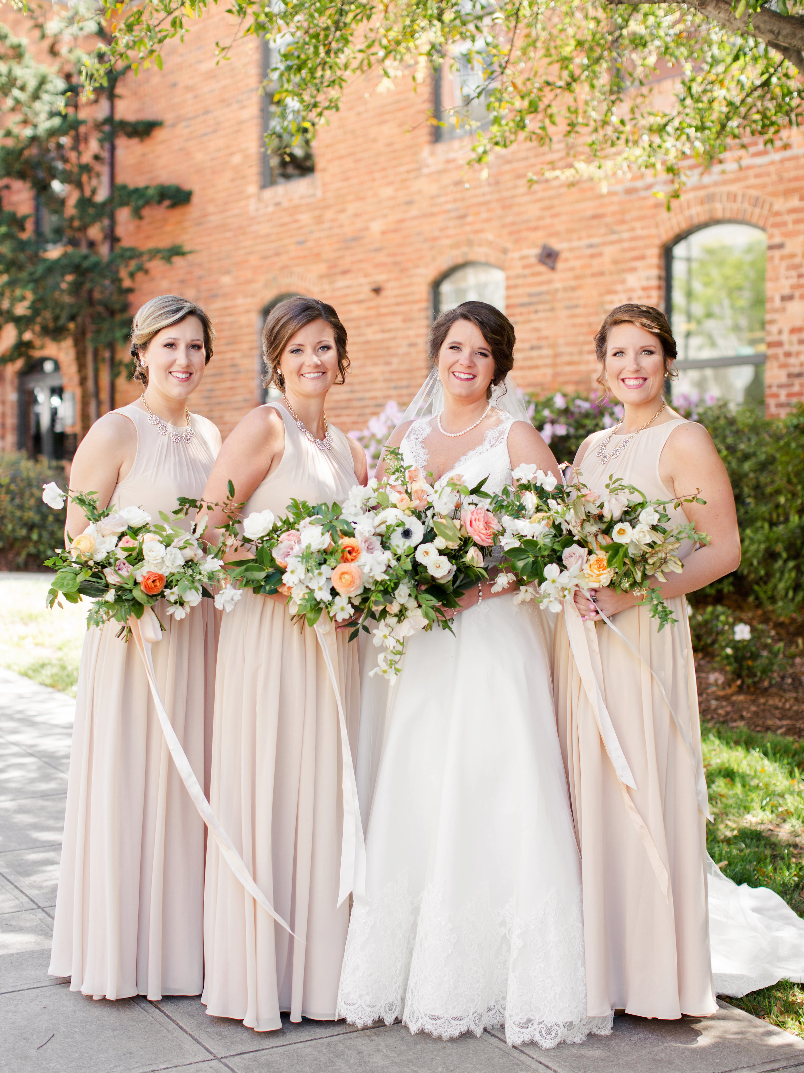 carey jared wedding bridesmaids