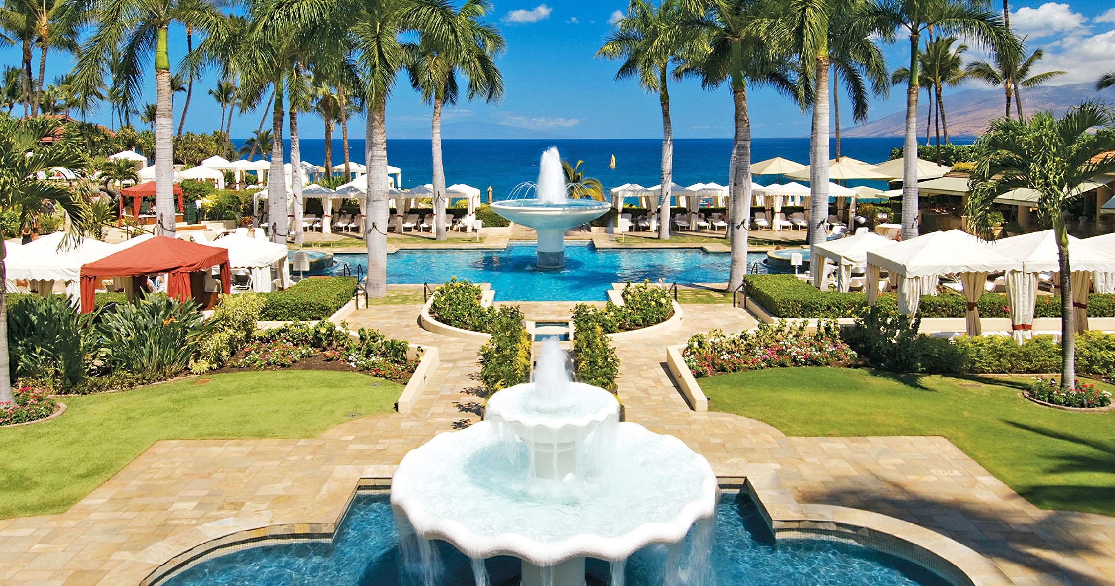 maui hotels four seasons at wailea
