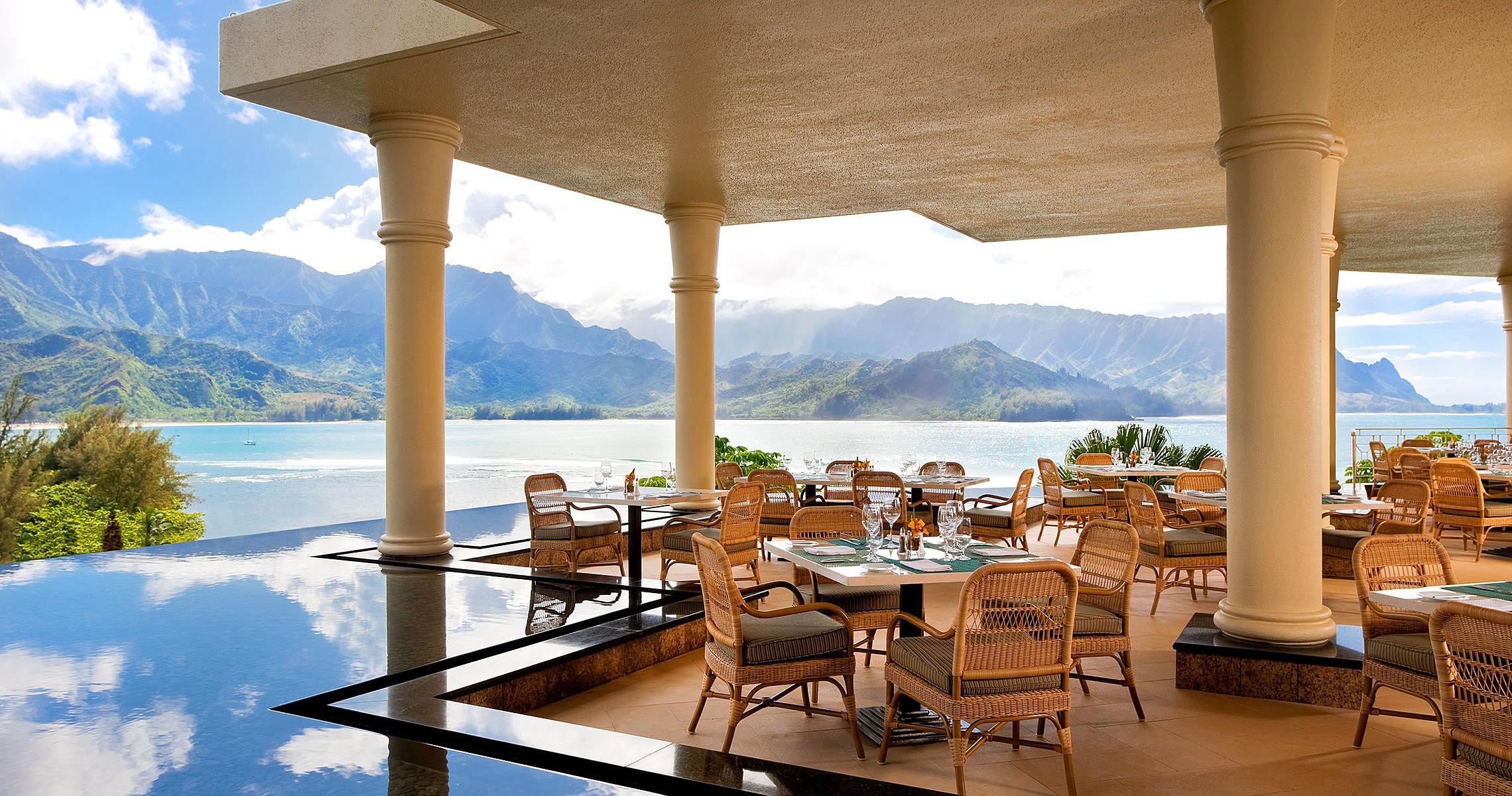 kauai hotels st regis princeville resort
