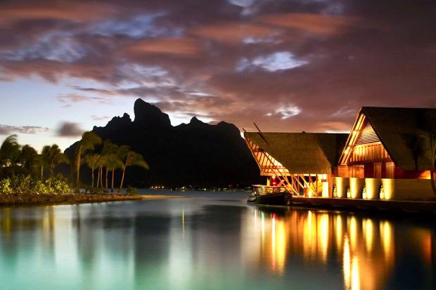 four season resort bora bora