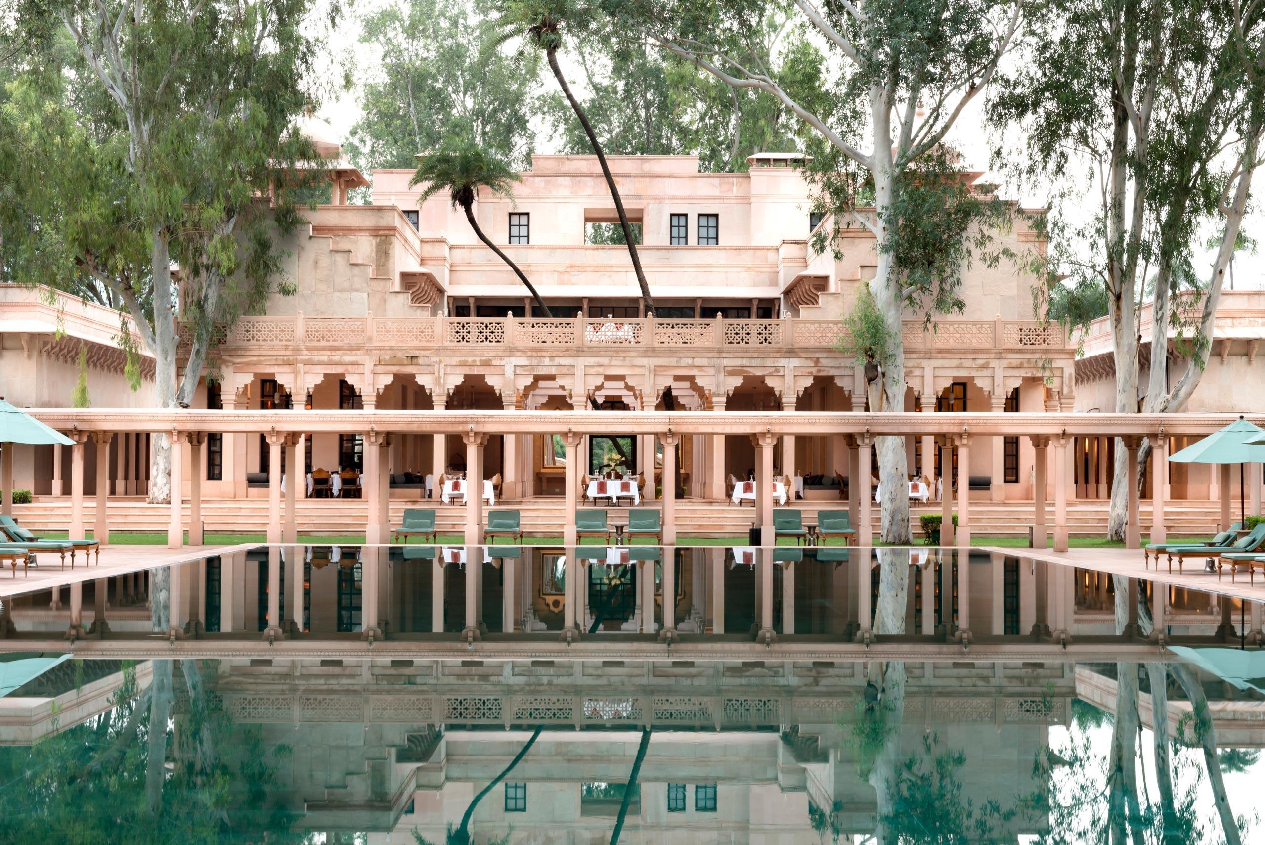 honeymoons amanbagh