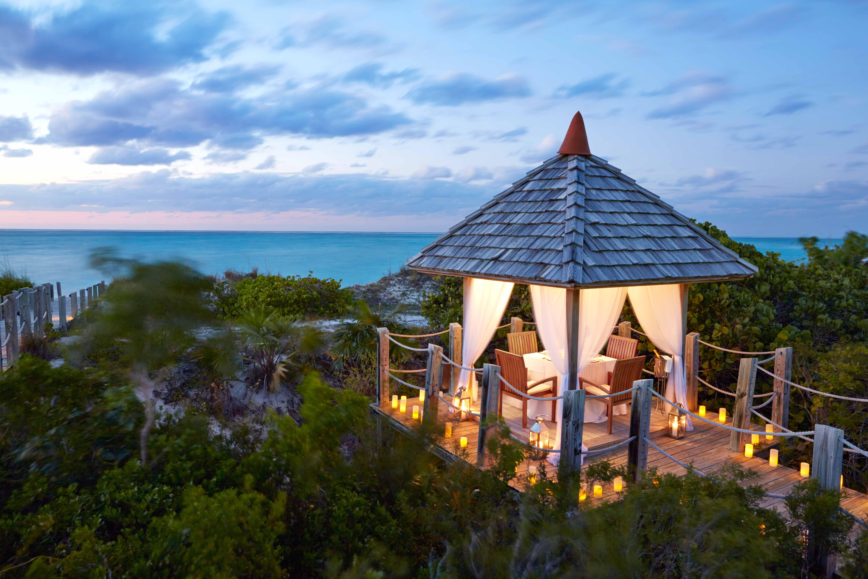 oceanview resort table
