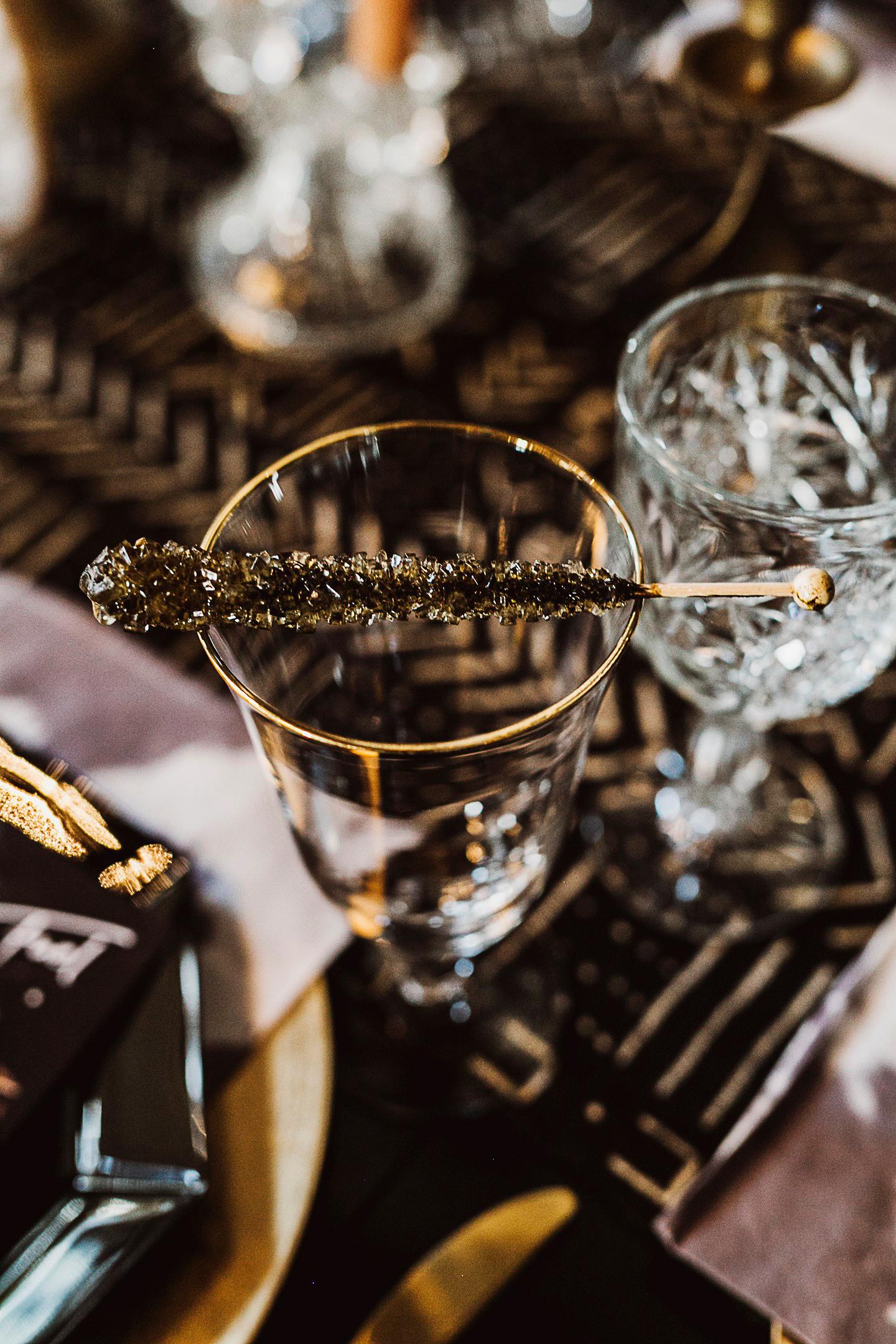 lori john wedding california rock candy
