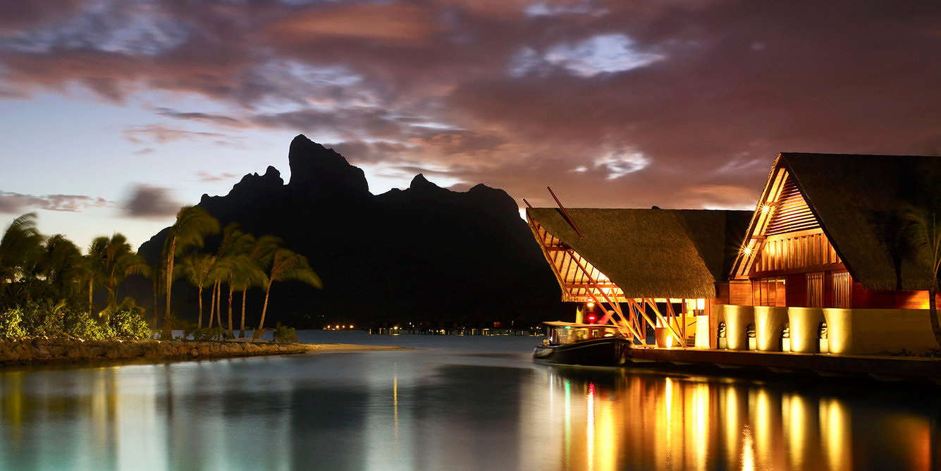 bora bora hotels four seasons resort