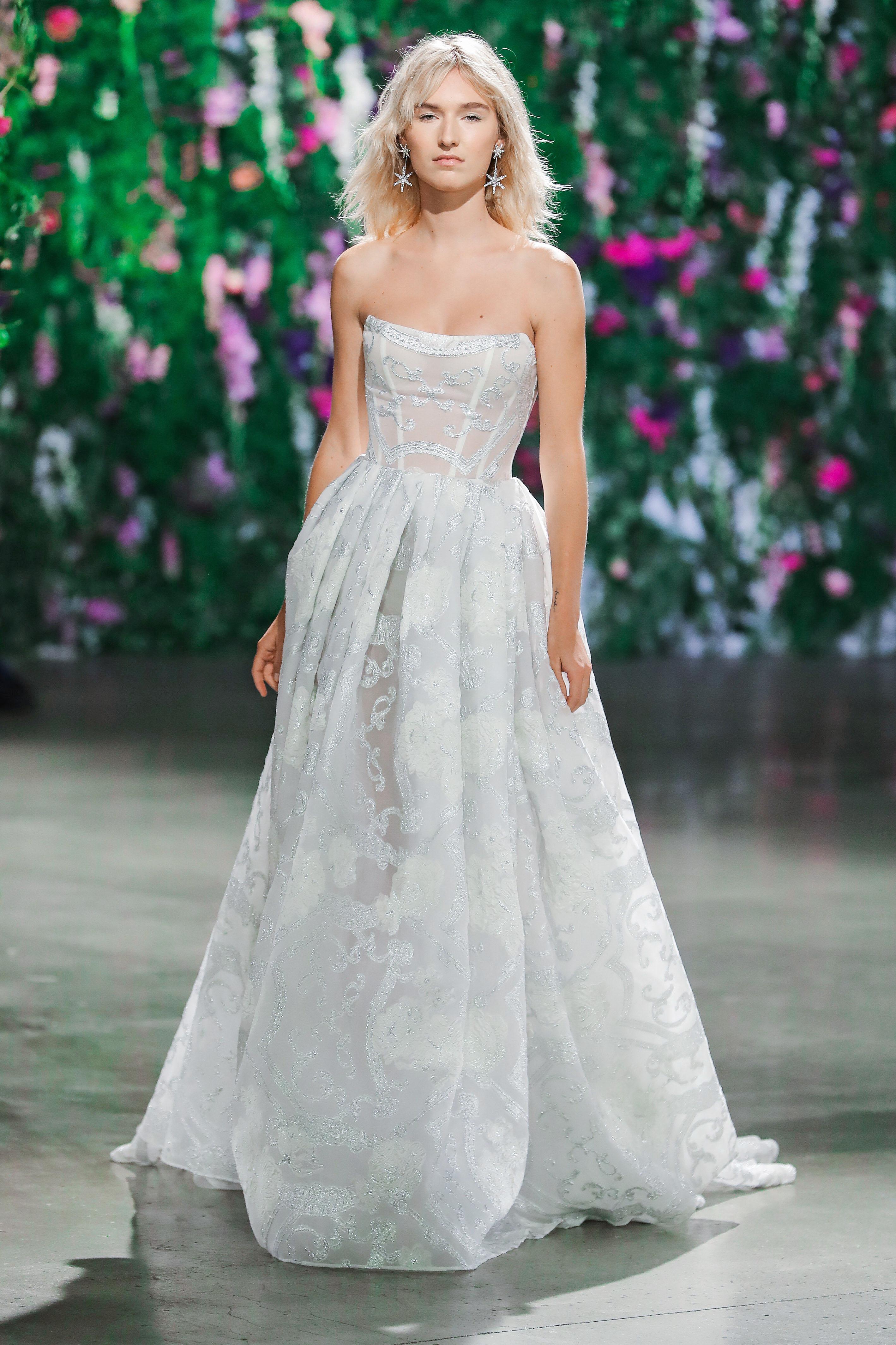 Galia Lahav Halter Wedding Dress Fall 2018
