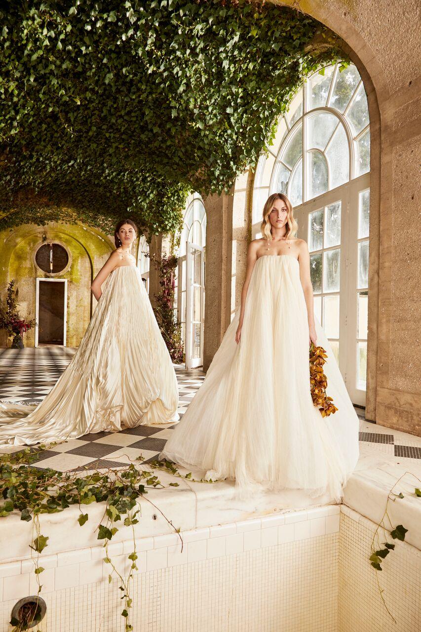 danielle frankel wedding dresses