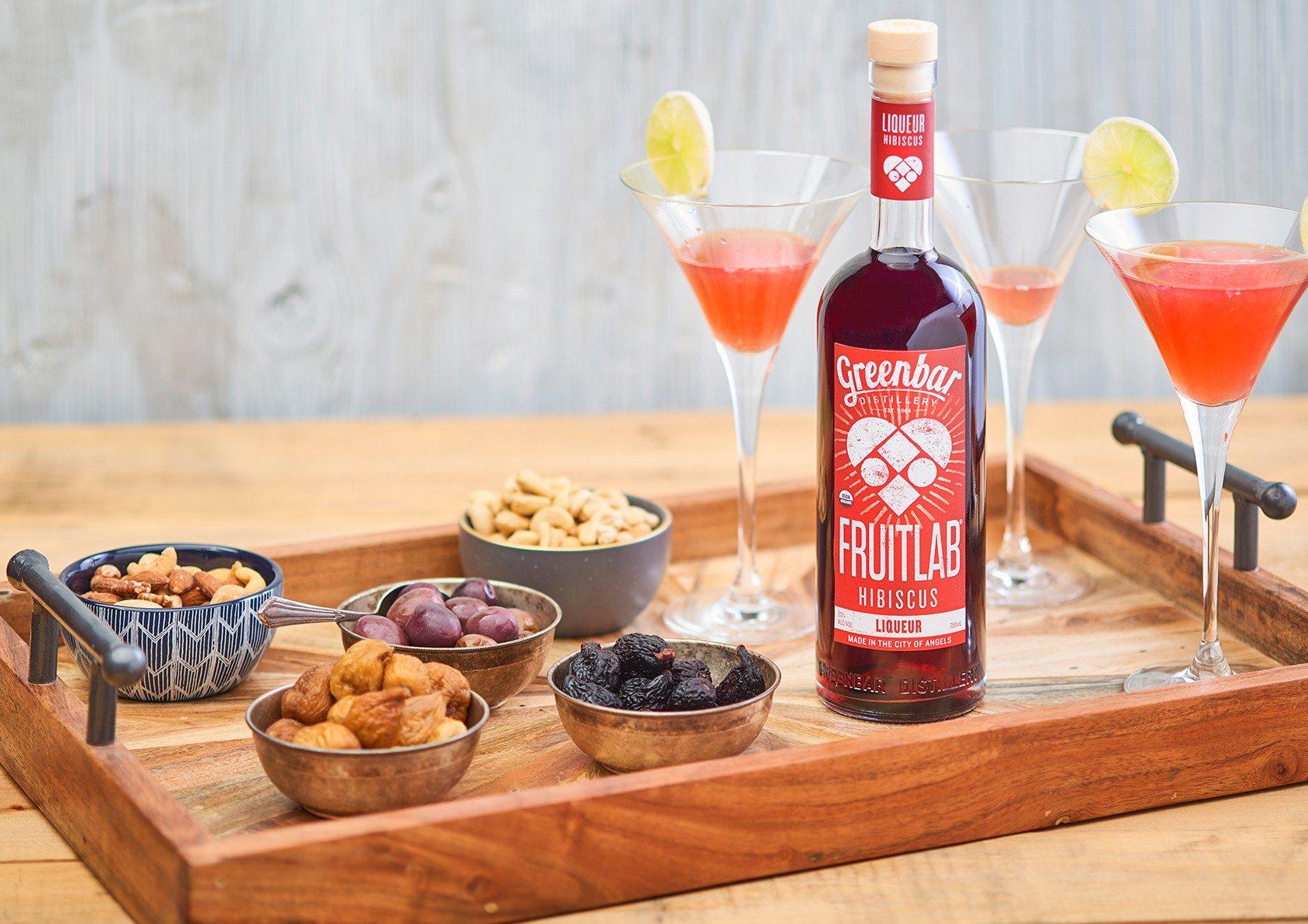 greenbar distillery fruitlab hibiscus