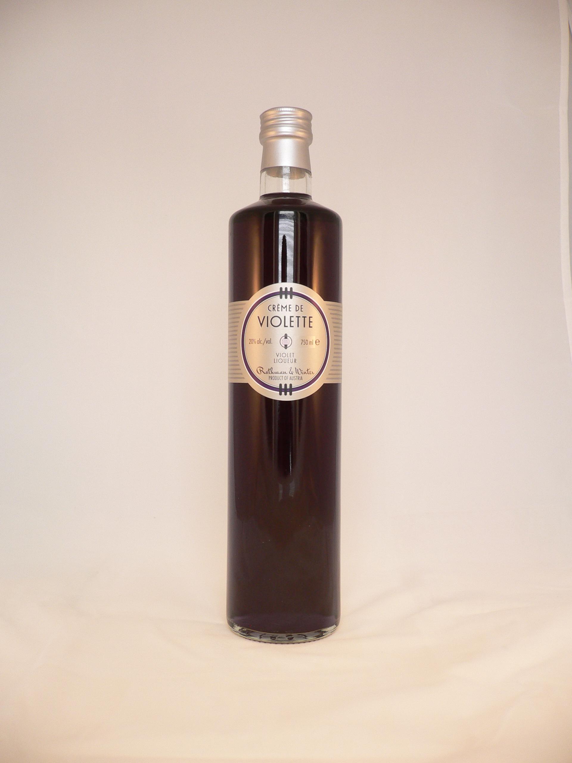 rothman and winter creme de violette