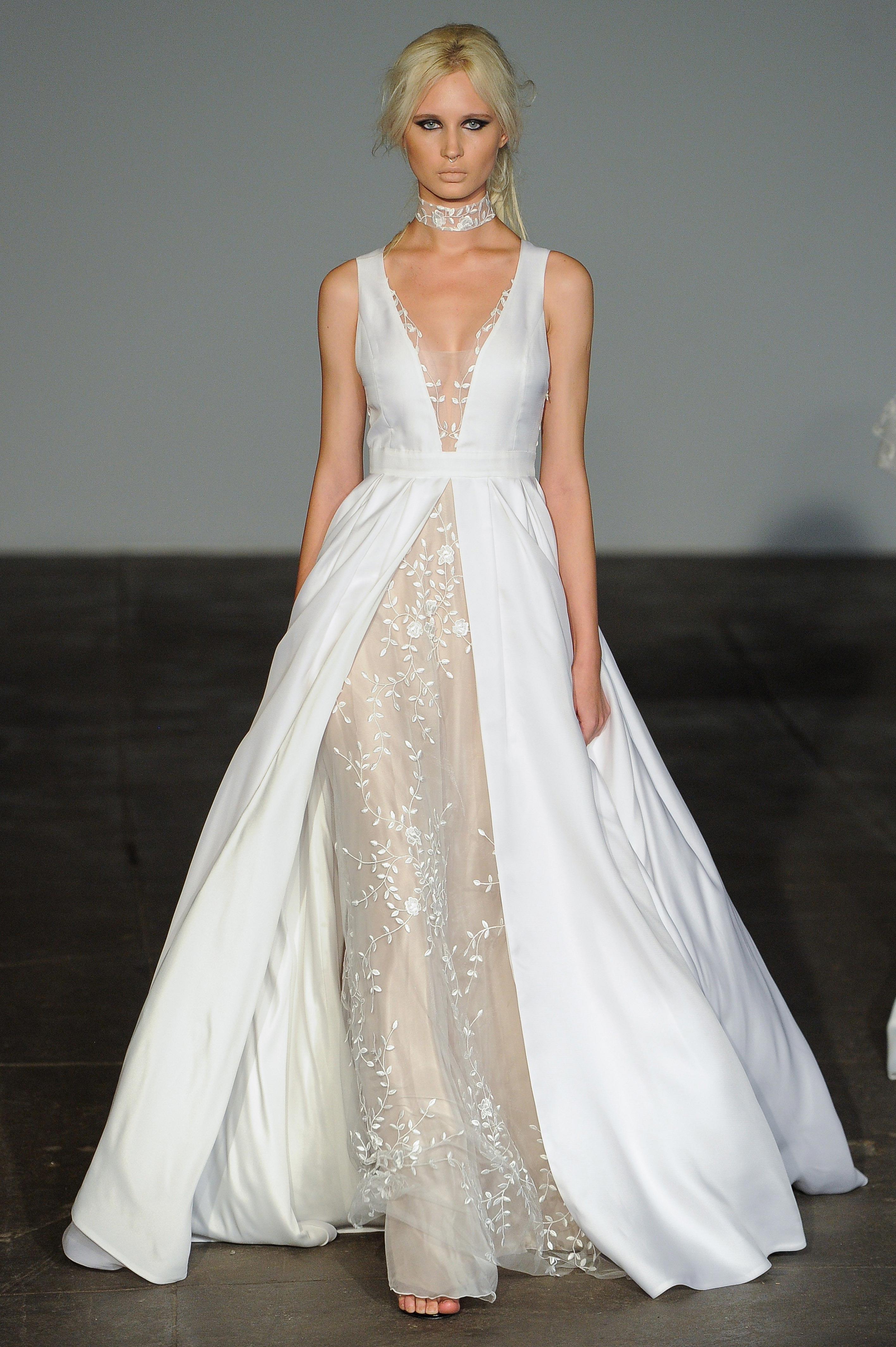 rime arodaky fall 2018 ballgown wedding dress