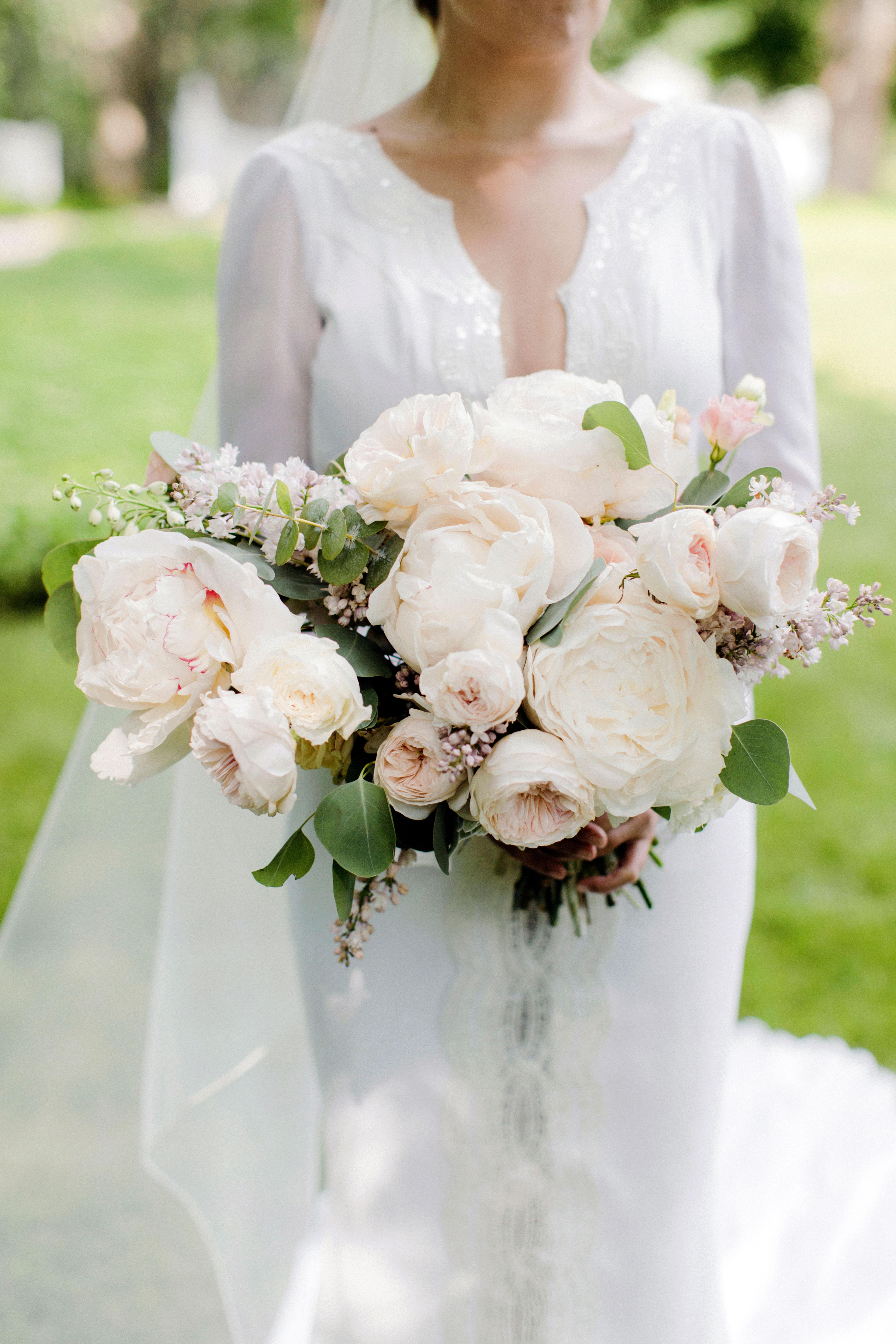 eden jack wedding bouquet