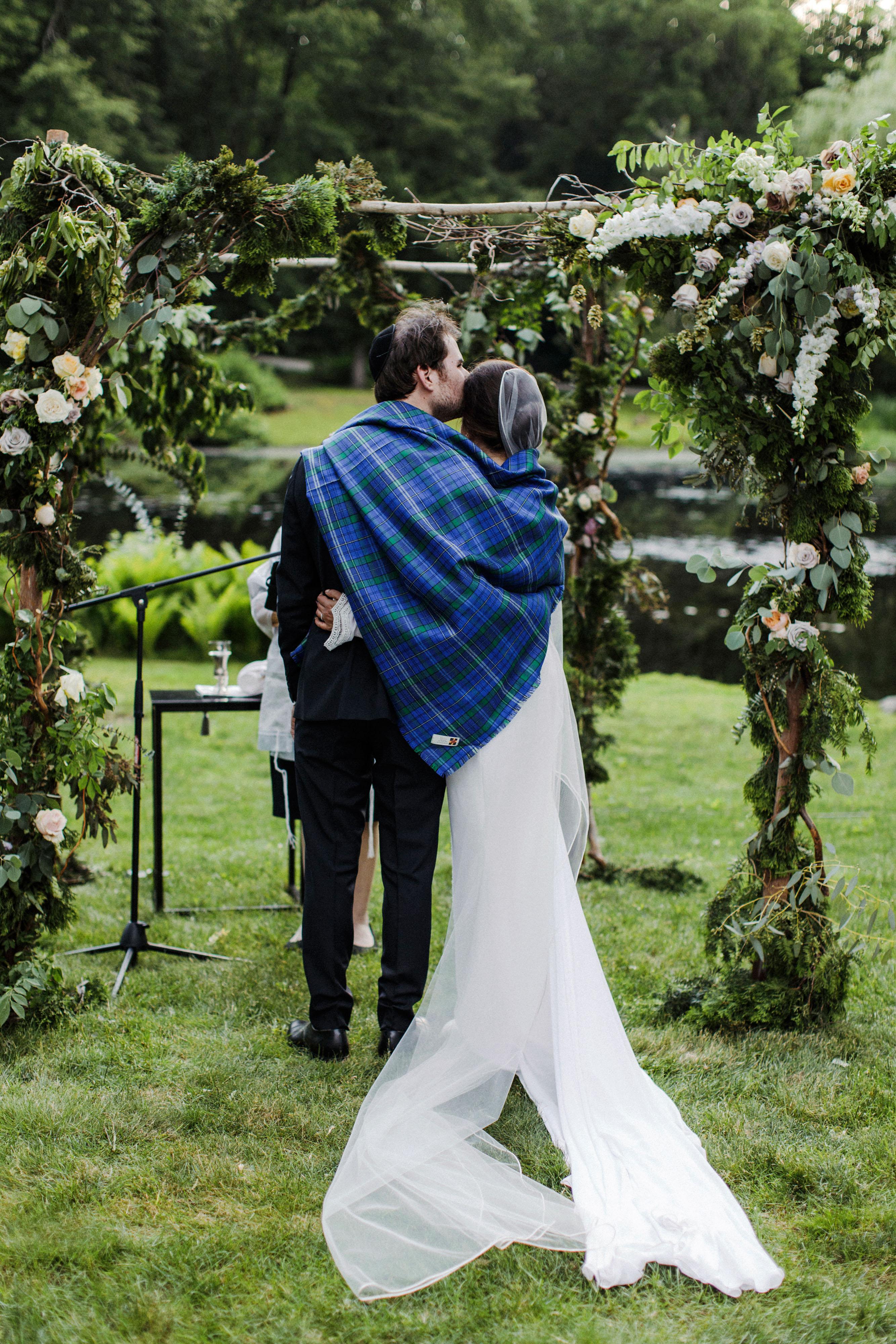eden jack wedding ceremony jewish tradition