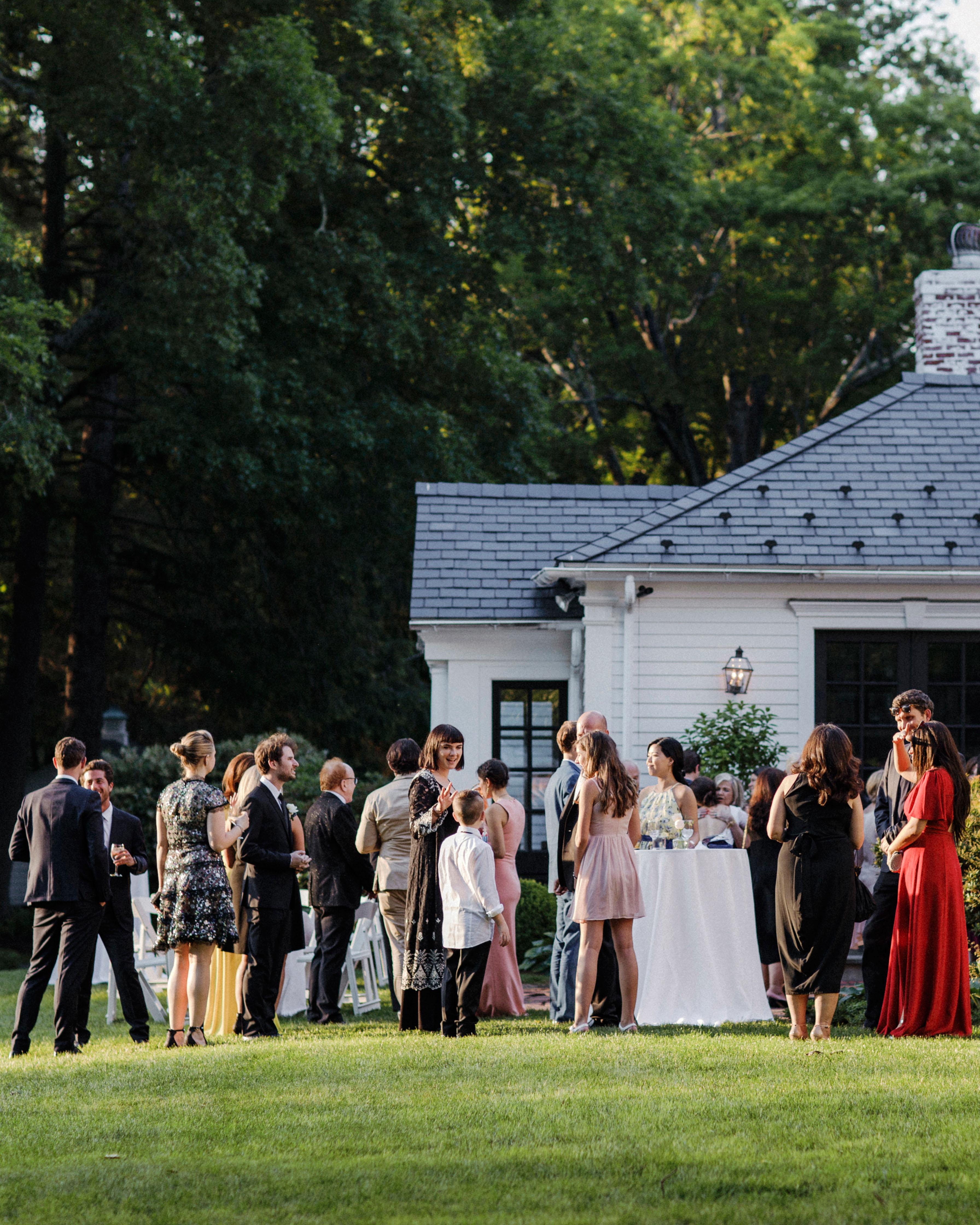 eden jack wedding cocktail hour