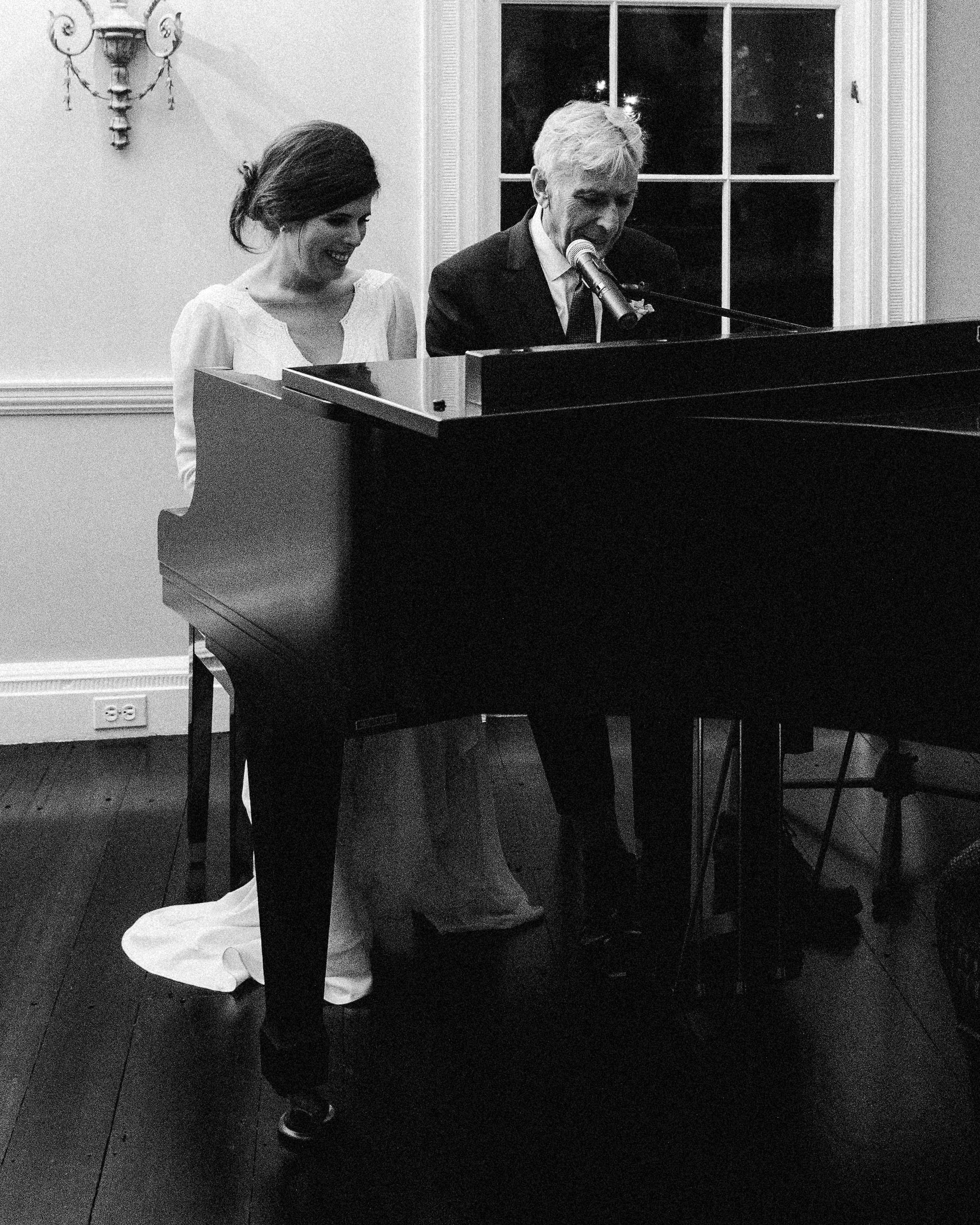 eden jack wedding dad daughter piano