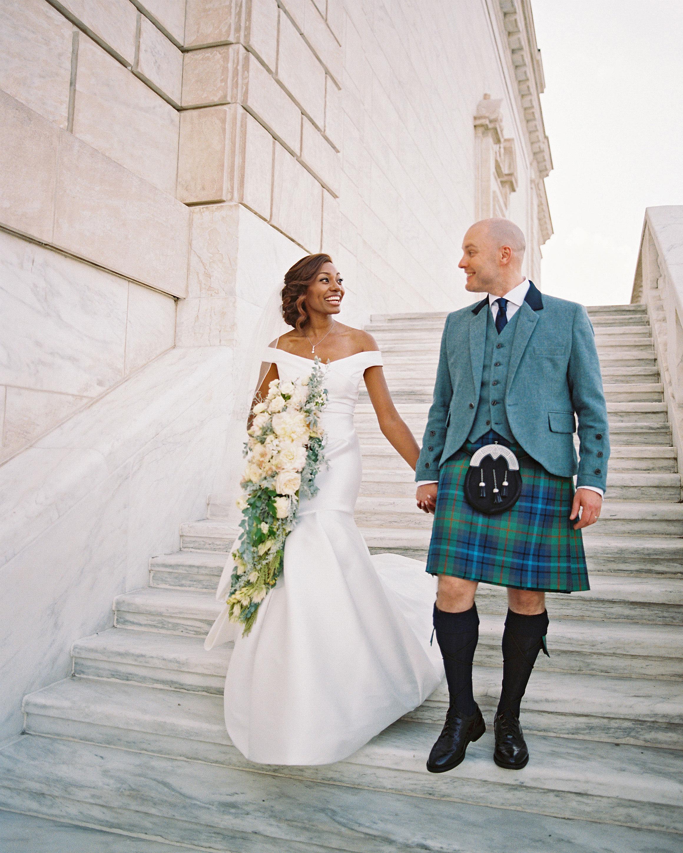 meki ian wedding michigan couple