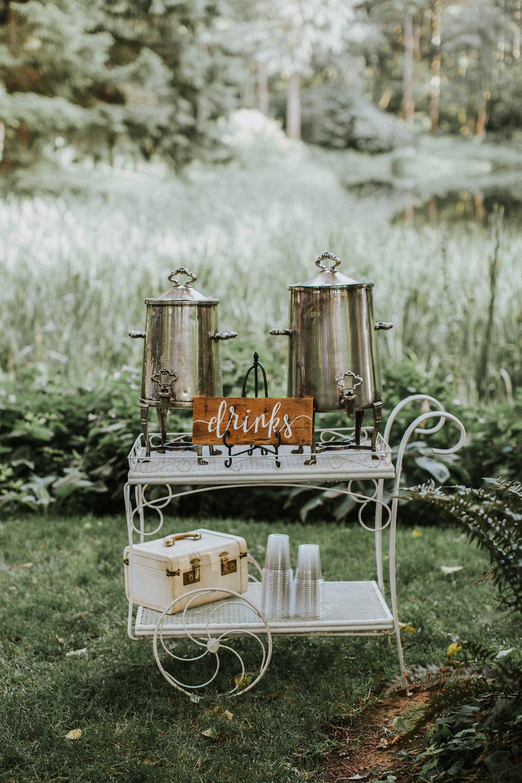 hot drink cart