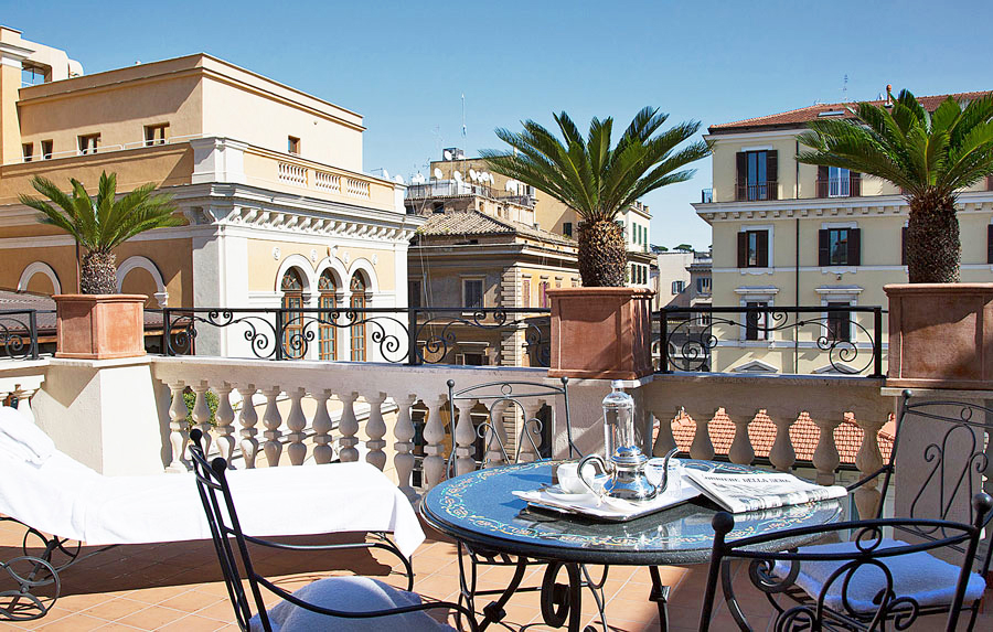 Where to Stay: Palazzo Dama