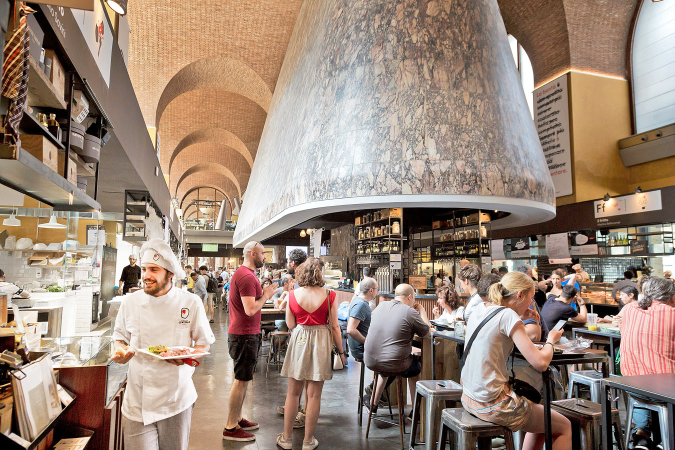 Where to Eat: Mercato Centrale Roma