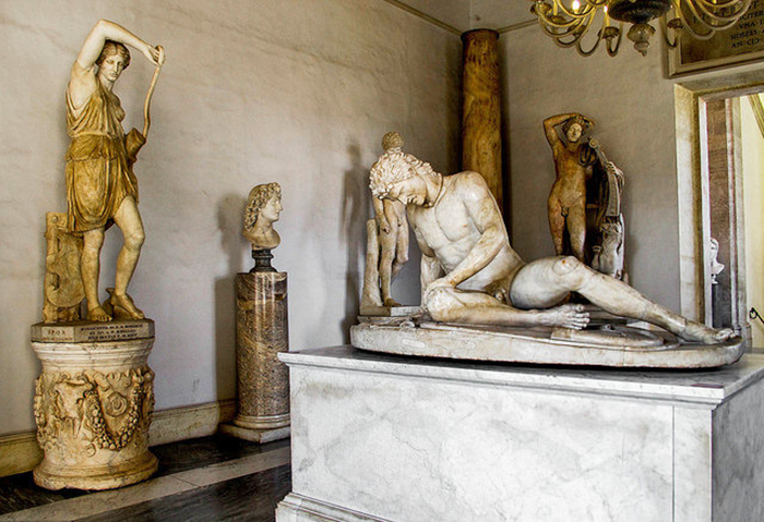 What to Do: Capitoline Museum