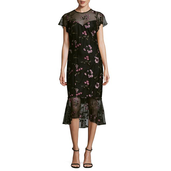 winter mother of the bride mob dresses shoshanna