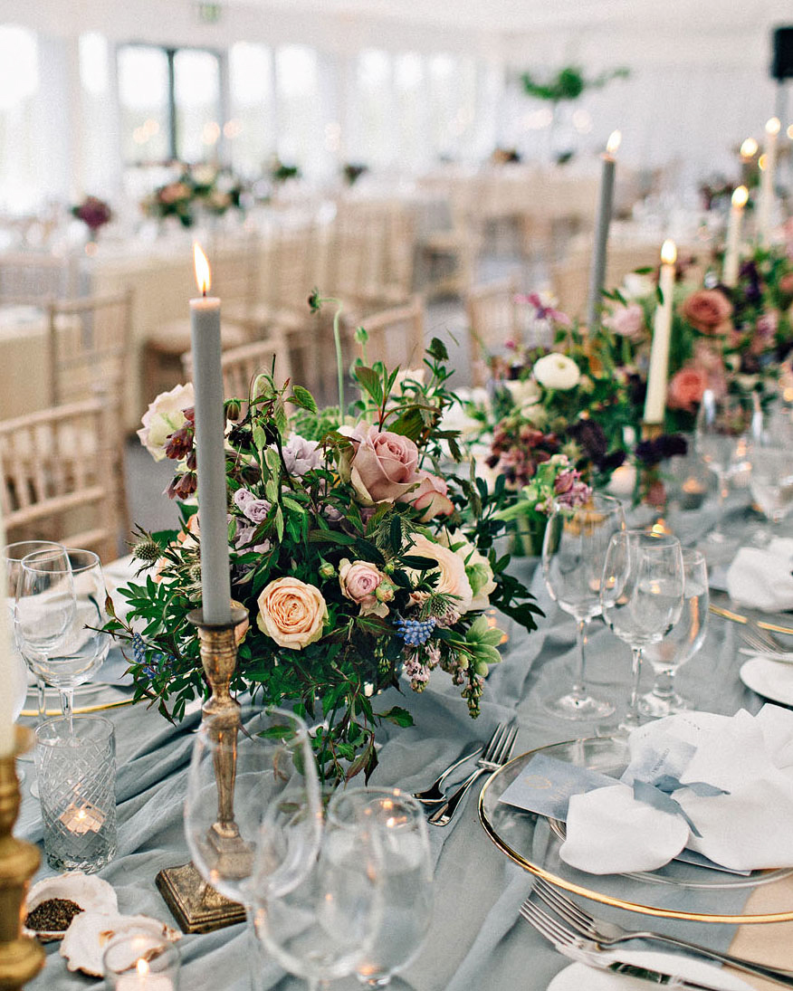 simone darren wedding ireland tablescape