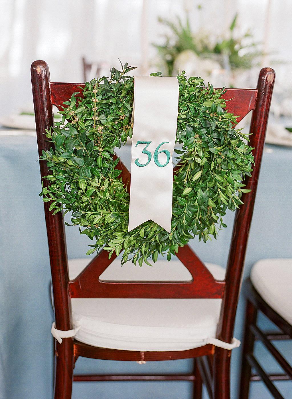 shelby barrett wedding table number