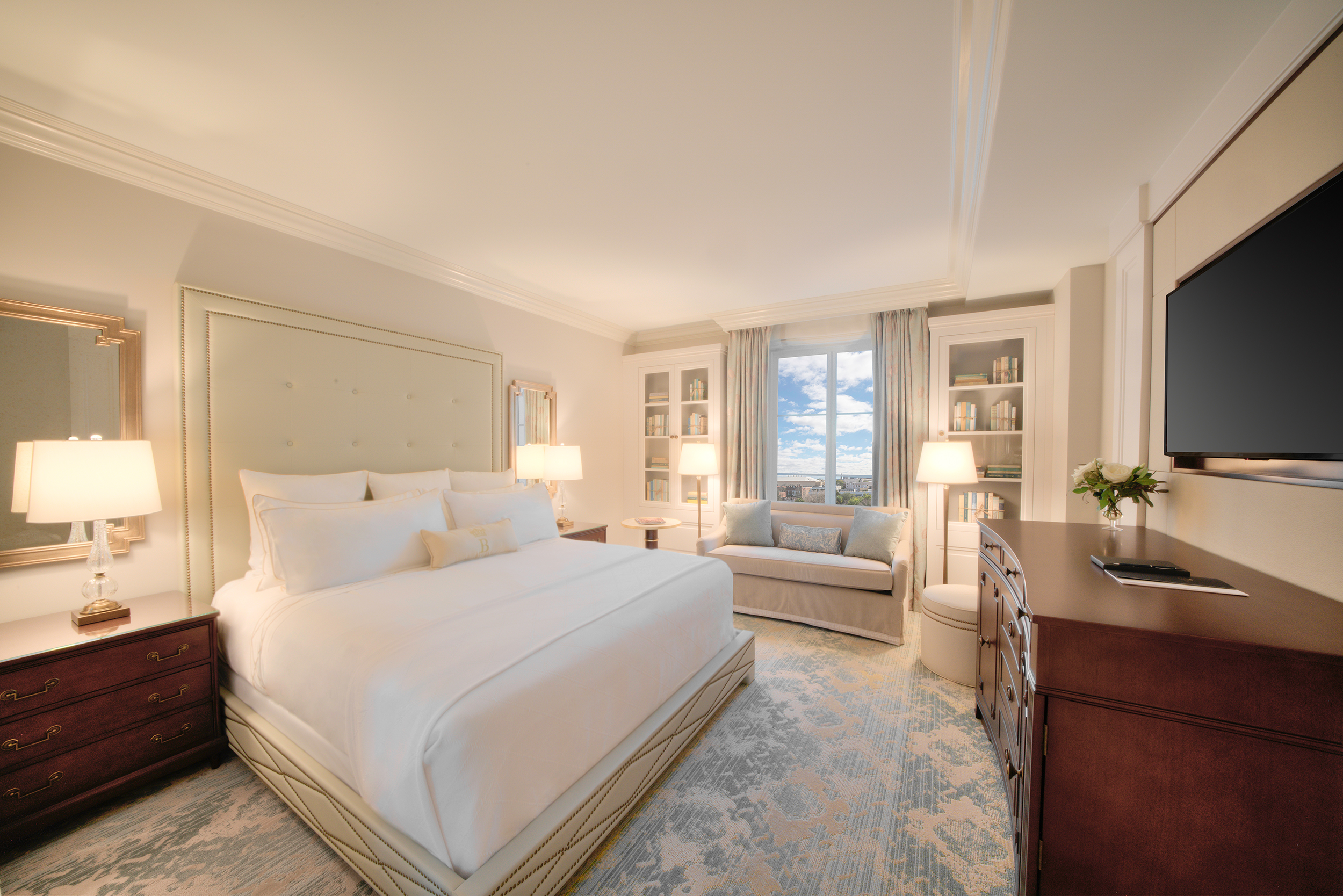 Charleston Guide, Hotel Bennett Suite Interior