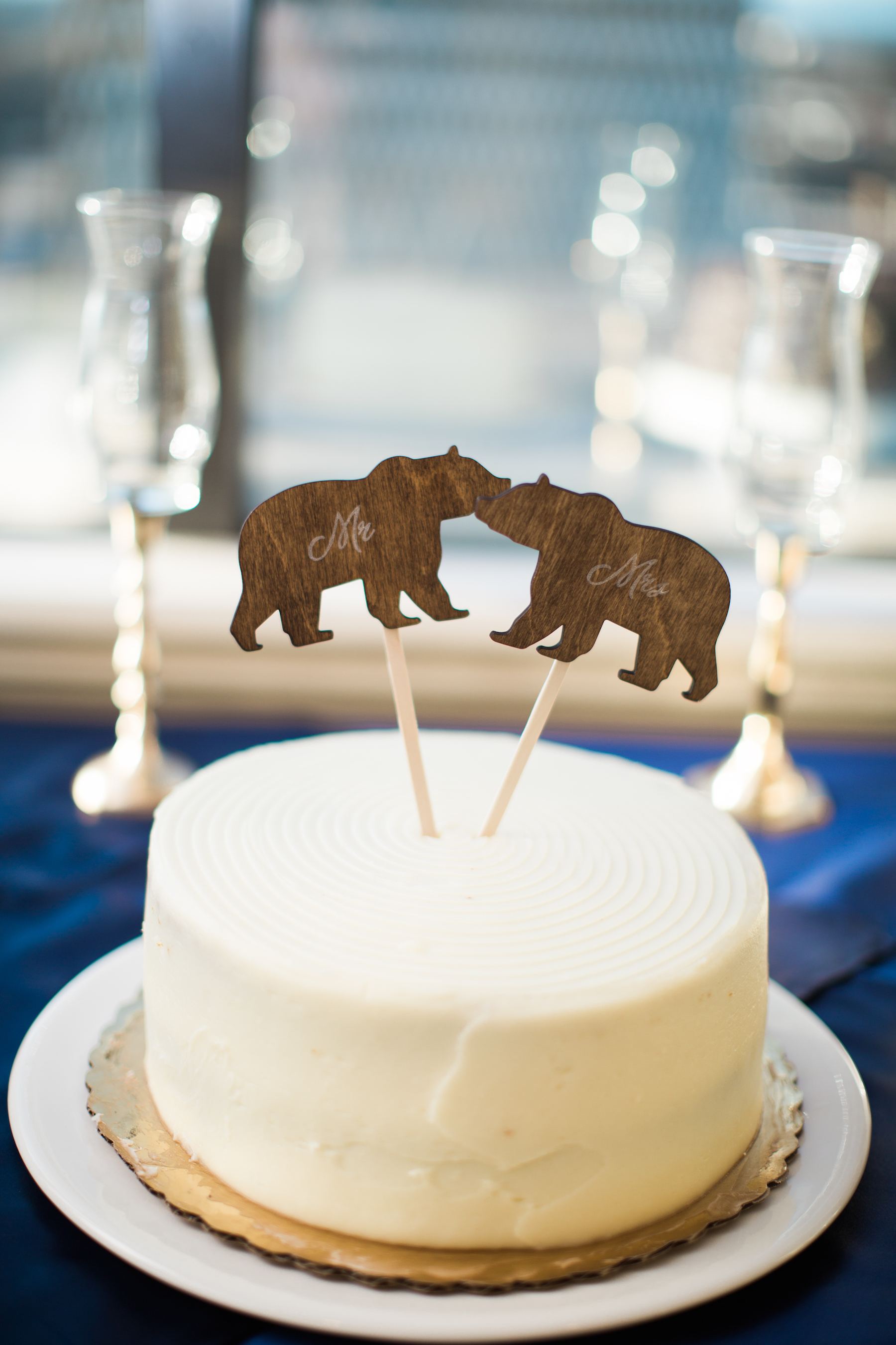 bear cake toppers
