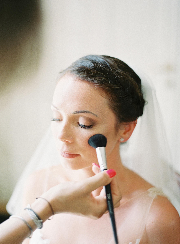 Bride Makeup Trial