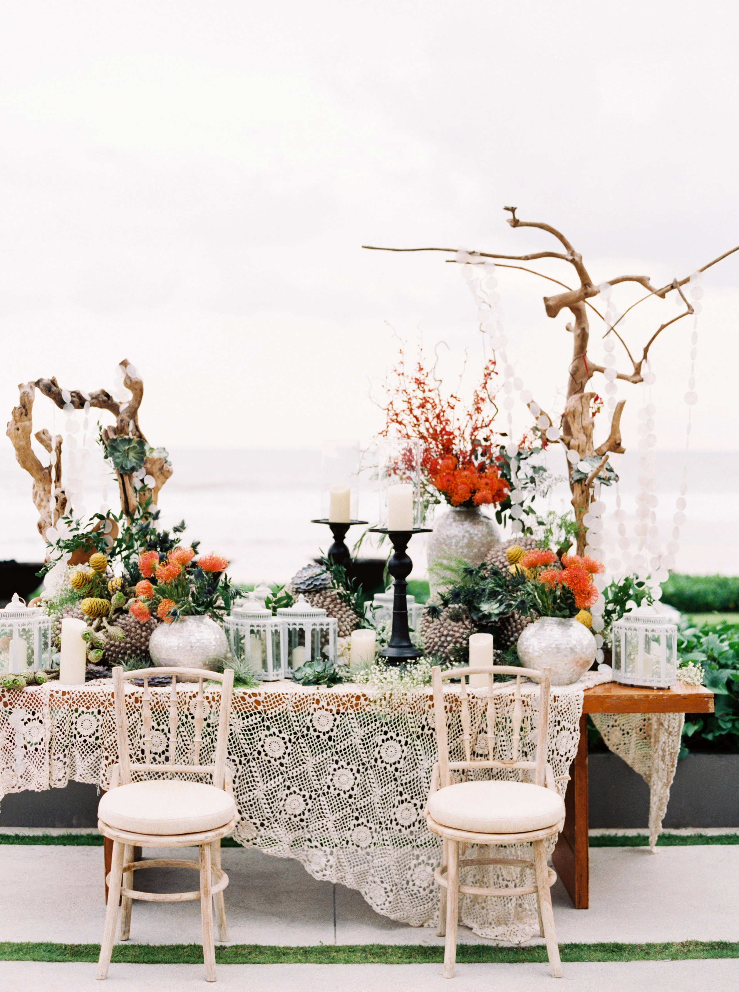 vivi yoga bali wedding table