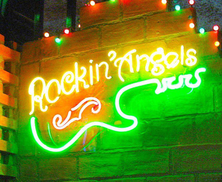 rockin angels blues cafe band phuket