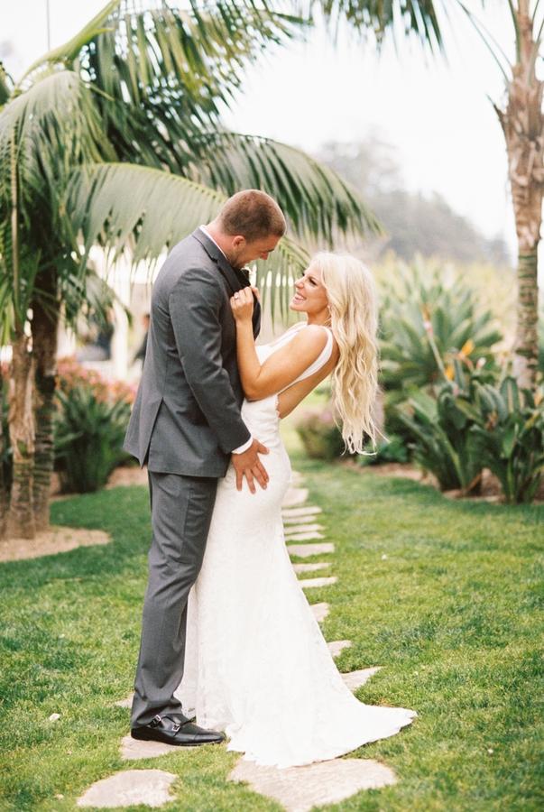 julie johnston zach ertz wedding portrait