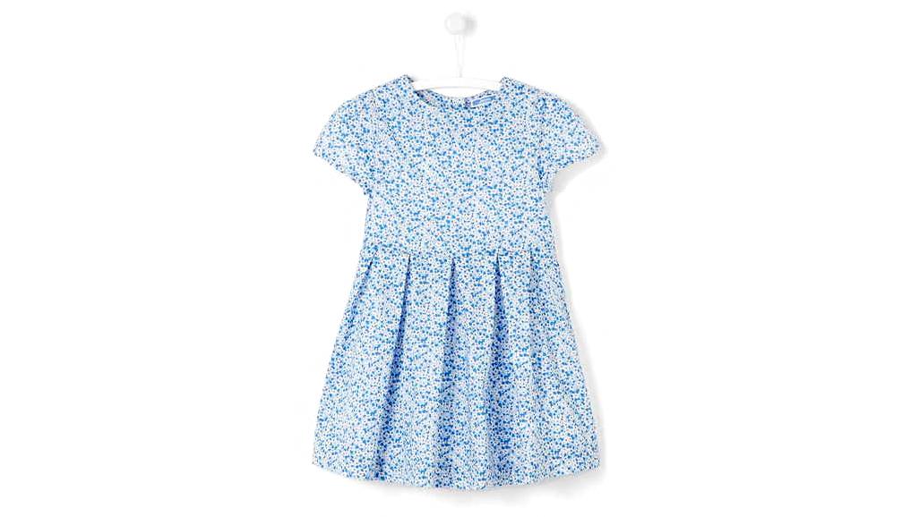 "Jacadi ""Liberty"" Print Dress"