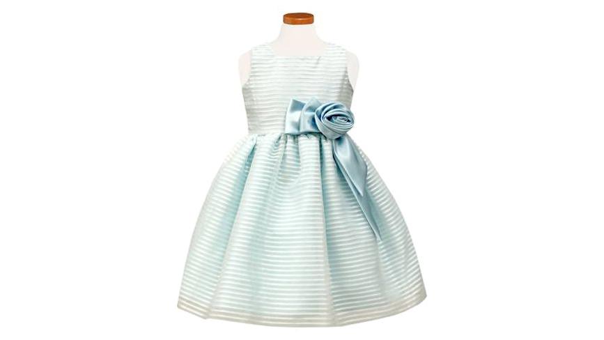 Sorbet Stripe Sleeveless Dress