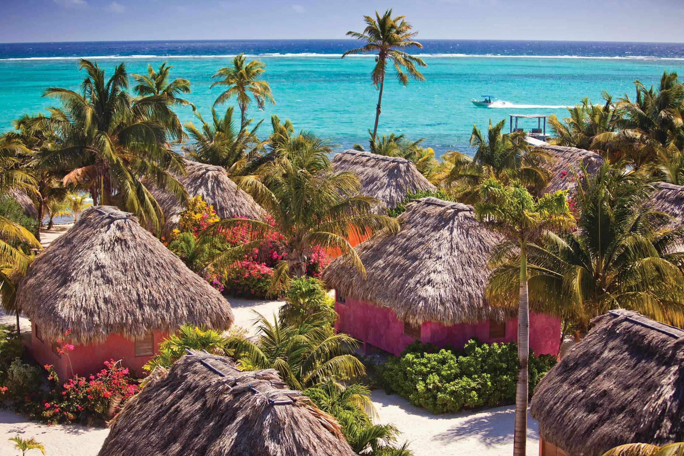 huts ocean resort