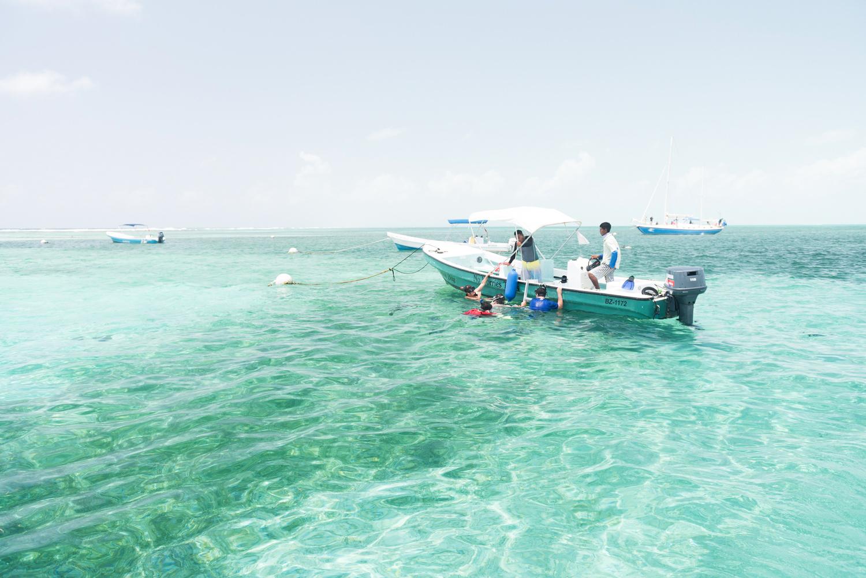 boat tour ocean