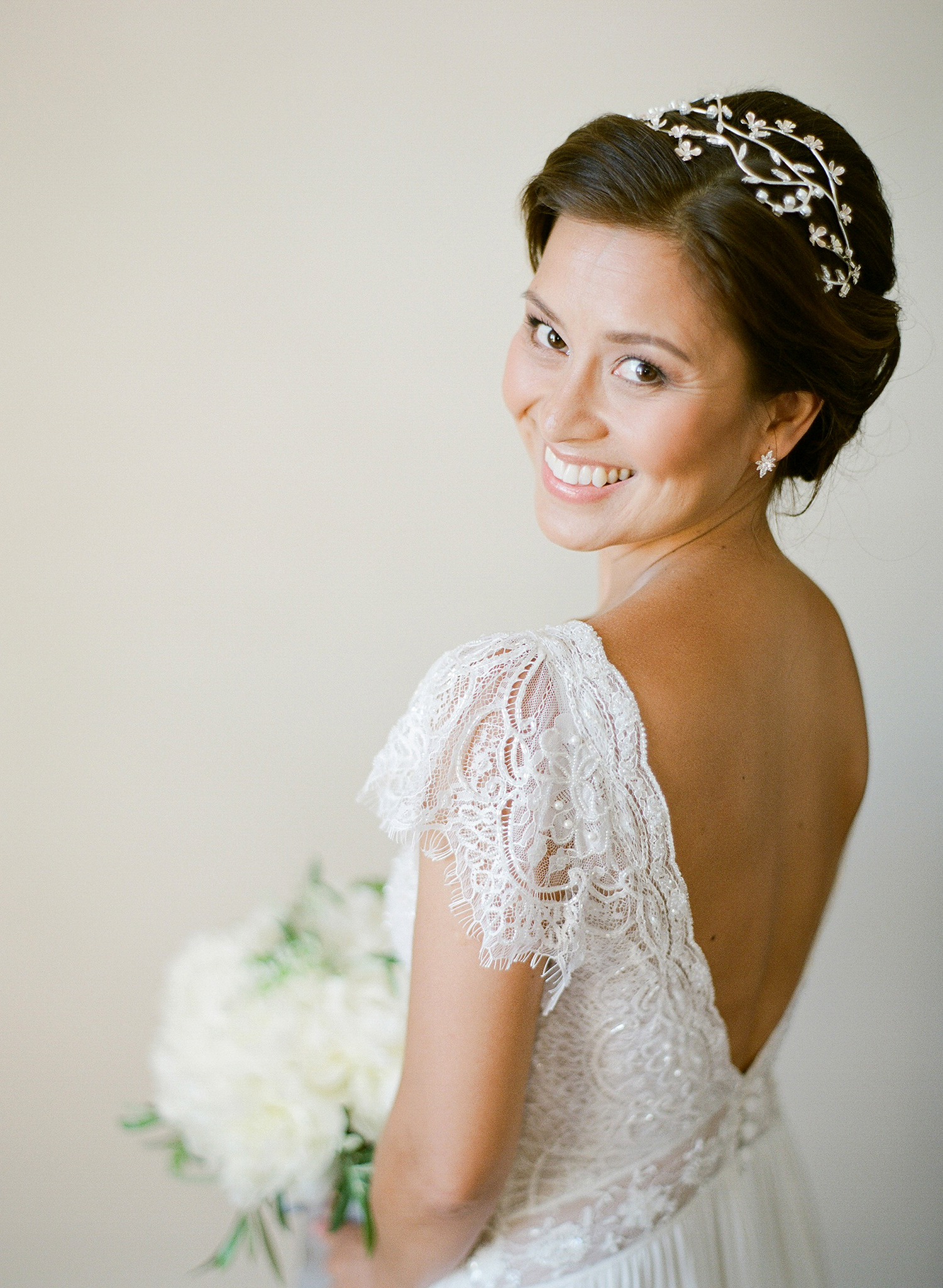 jannicke paal france wedding gown back detail