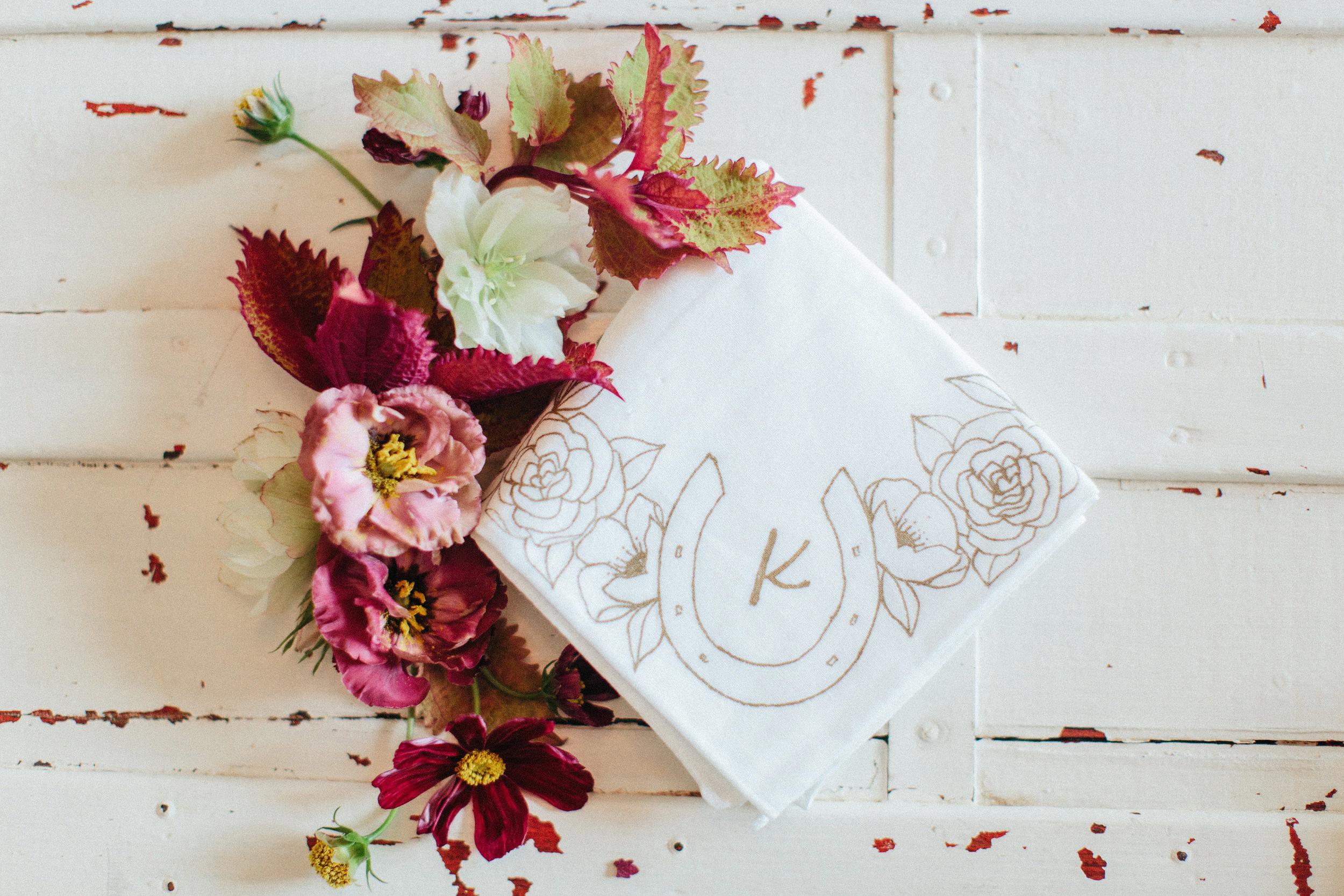 handkerchief horseshoe